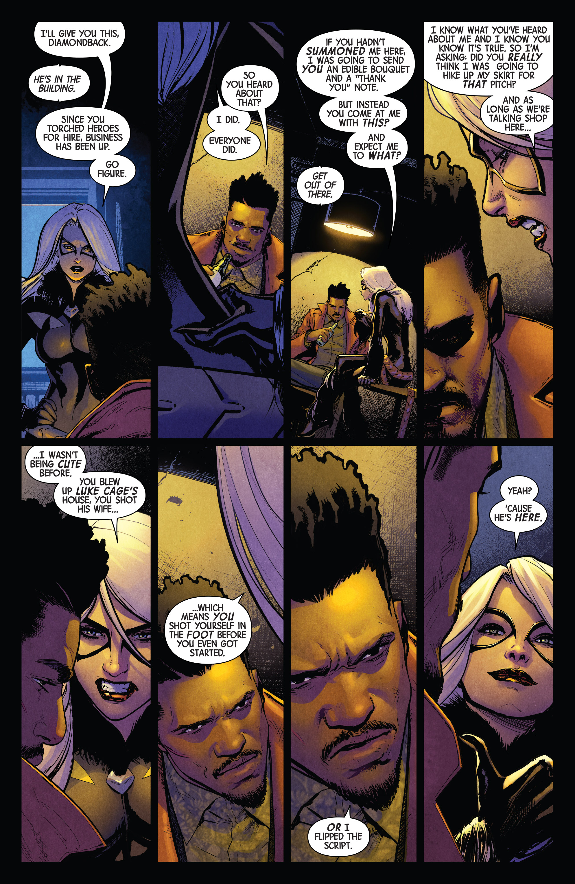 Read online Defenders (2017) comic -  Issue #1 - 17
