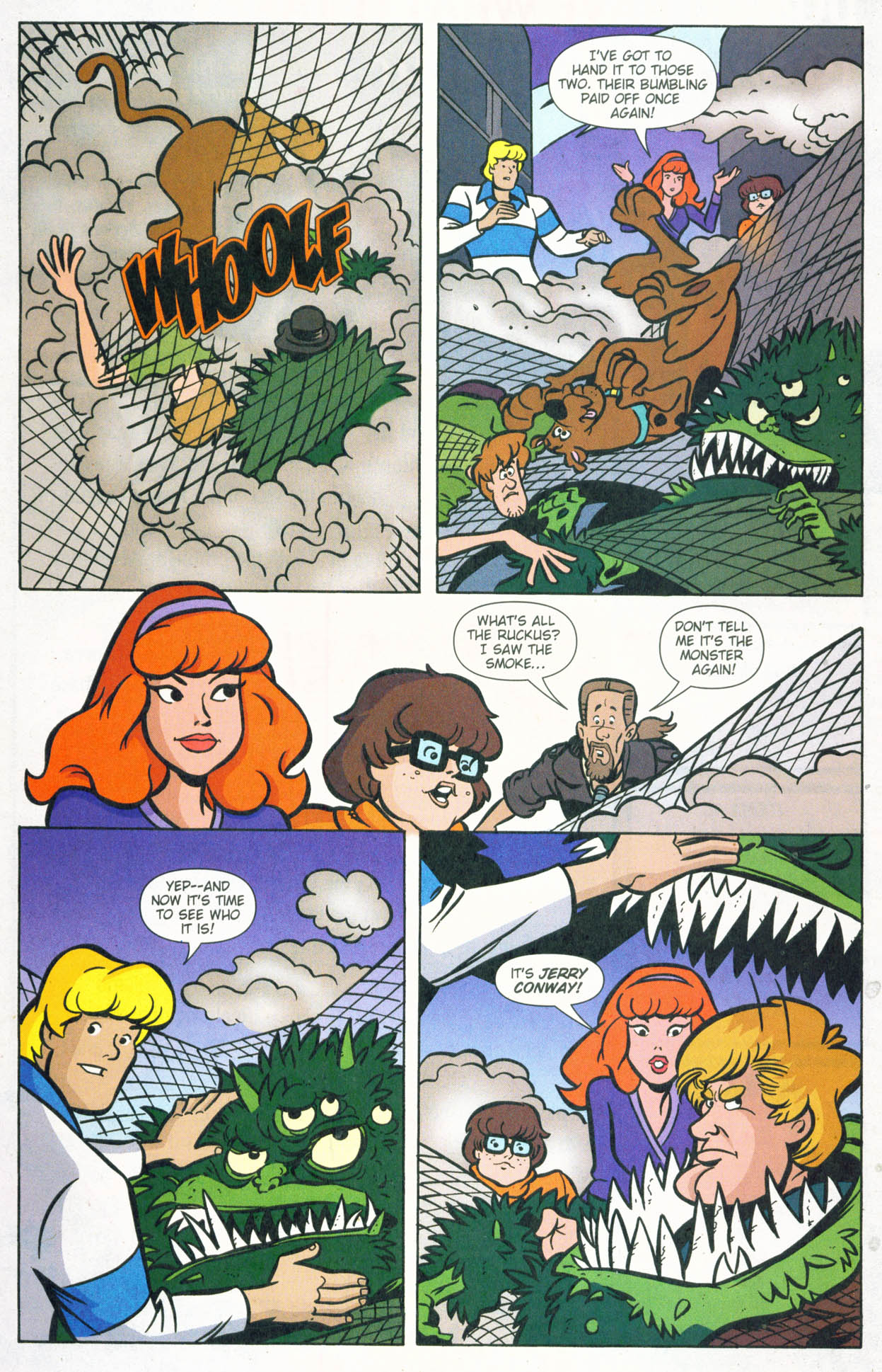 Read online Scooby-Doo (1997) comic -  Issue #83 - 12