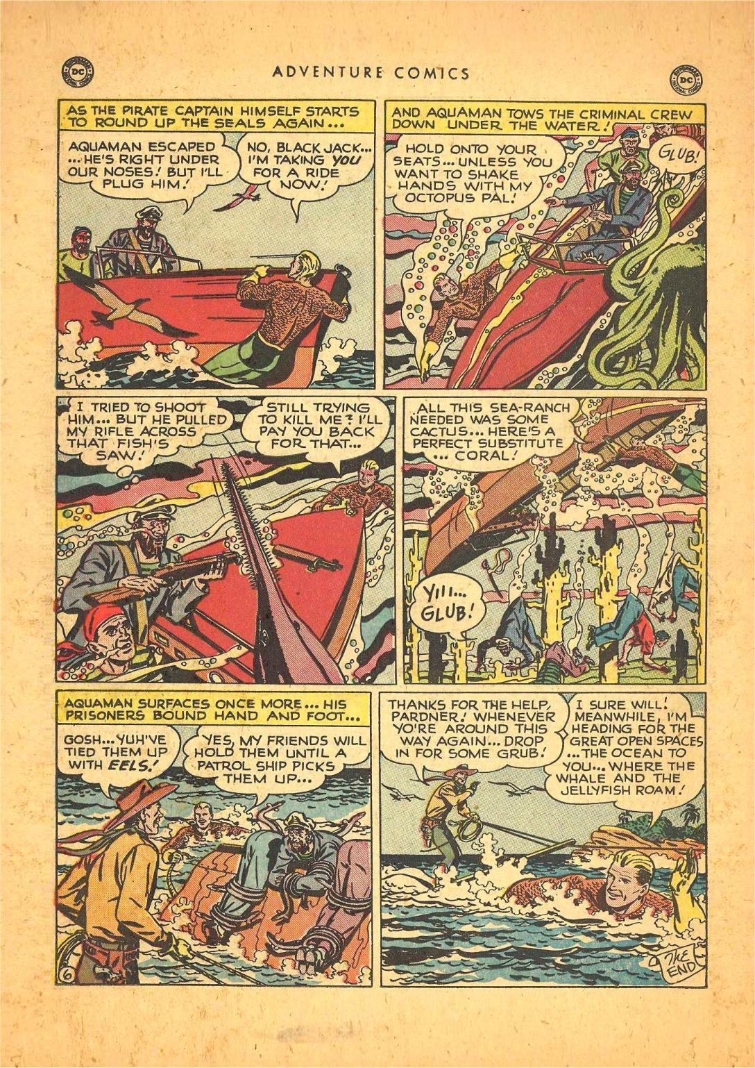 Read online Adventure Comics (1938) comic -  Issue #148 - 20