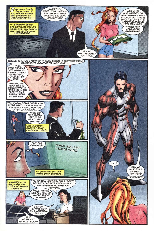 Read online Alpha Flight (1997) comic -  Issue #7 - 7