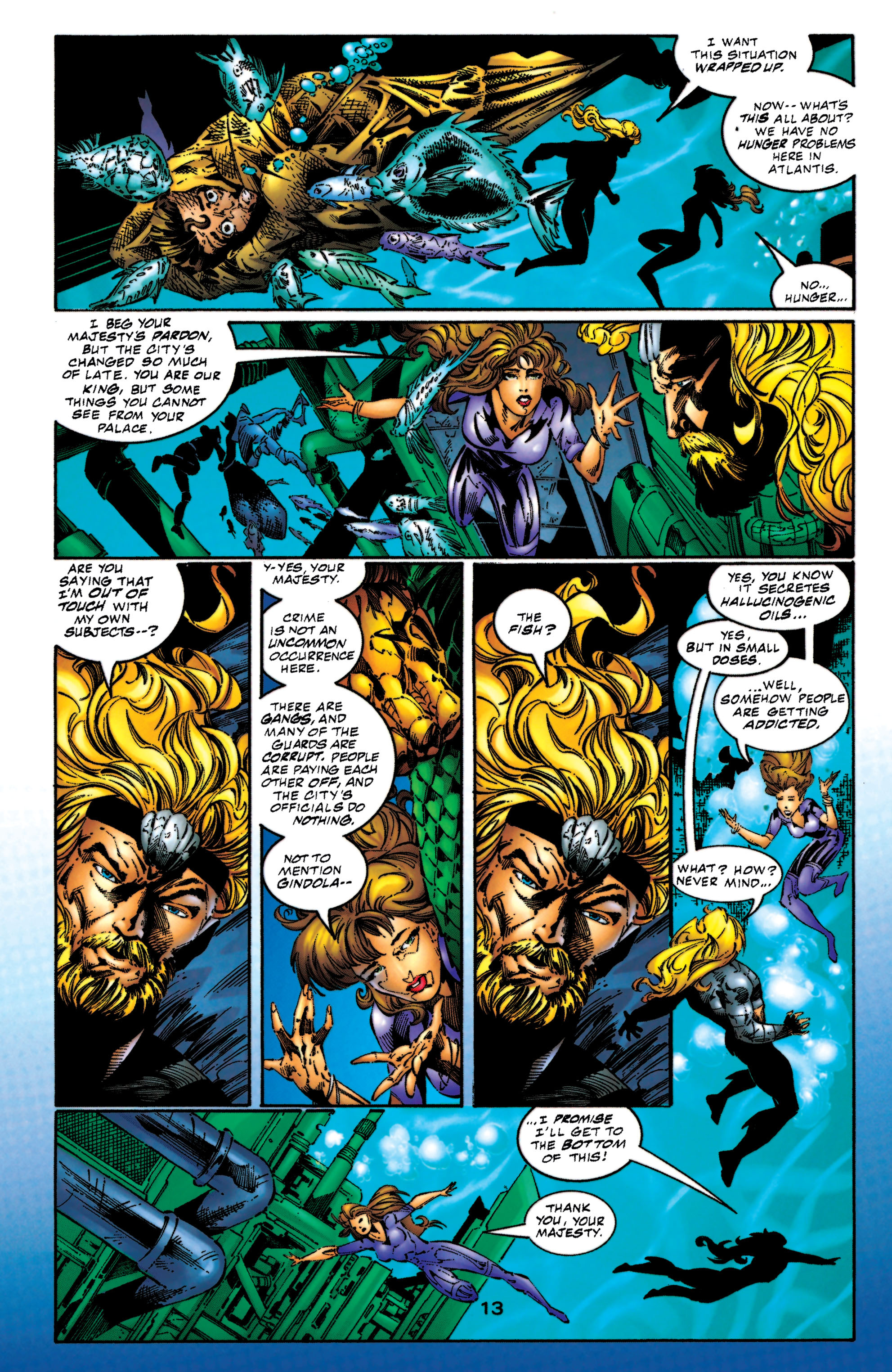Read online Aquaman (1994) comic -  Issue #53 - 14