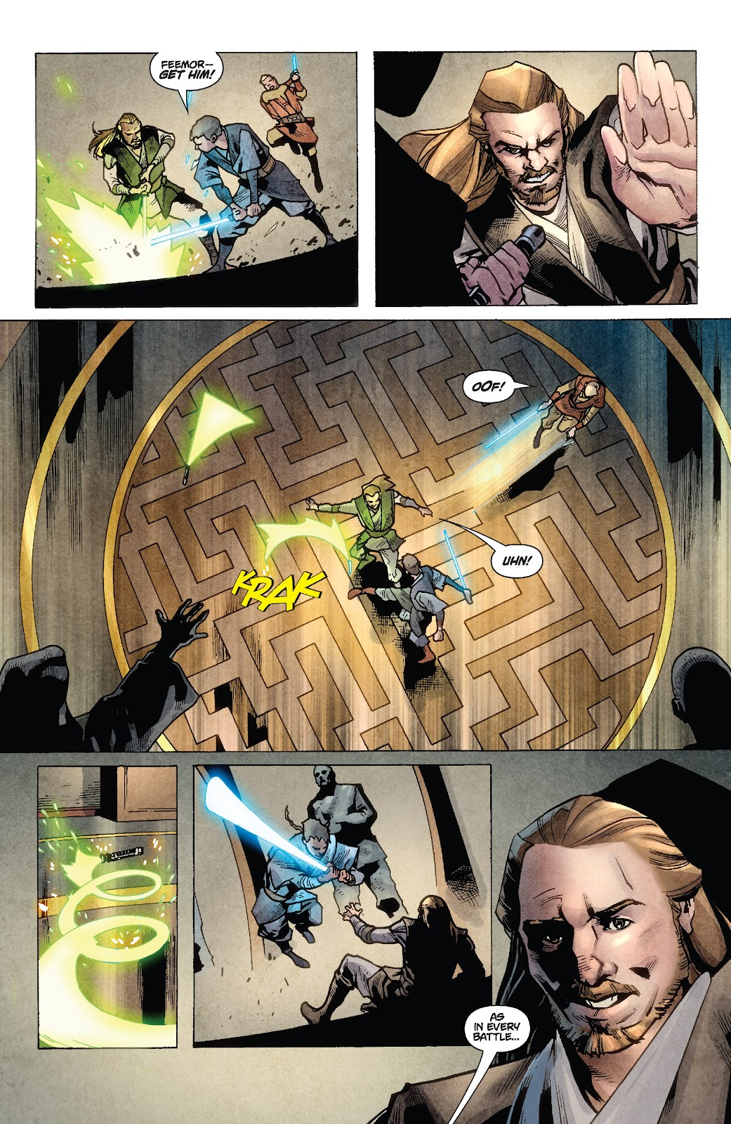 Read online Star Wars Legends: Rise of the Sith - Epic Collection comic -  Issue # TPB 1 (Part 1) - 85