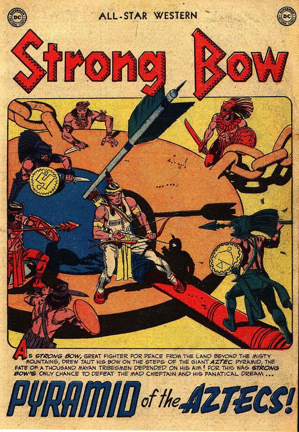 Read online All-Star Western (1951) comic -  Issue #62 - 3