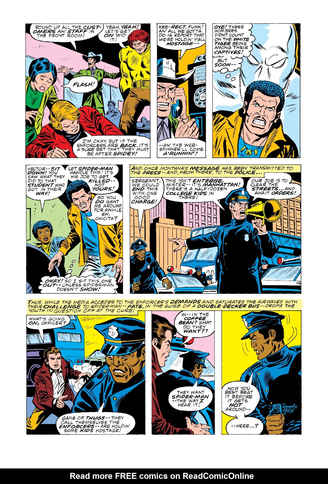 Read online Marvel Masterworks: The Spectacular Spider-Man comic -  Issue # TPB 2 (Part 1) - 72