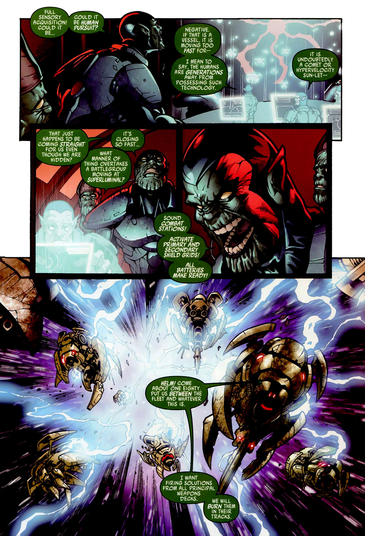 Read online Secret Invasion: War of Kings comic -  Issue # Full - 6