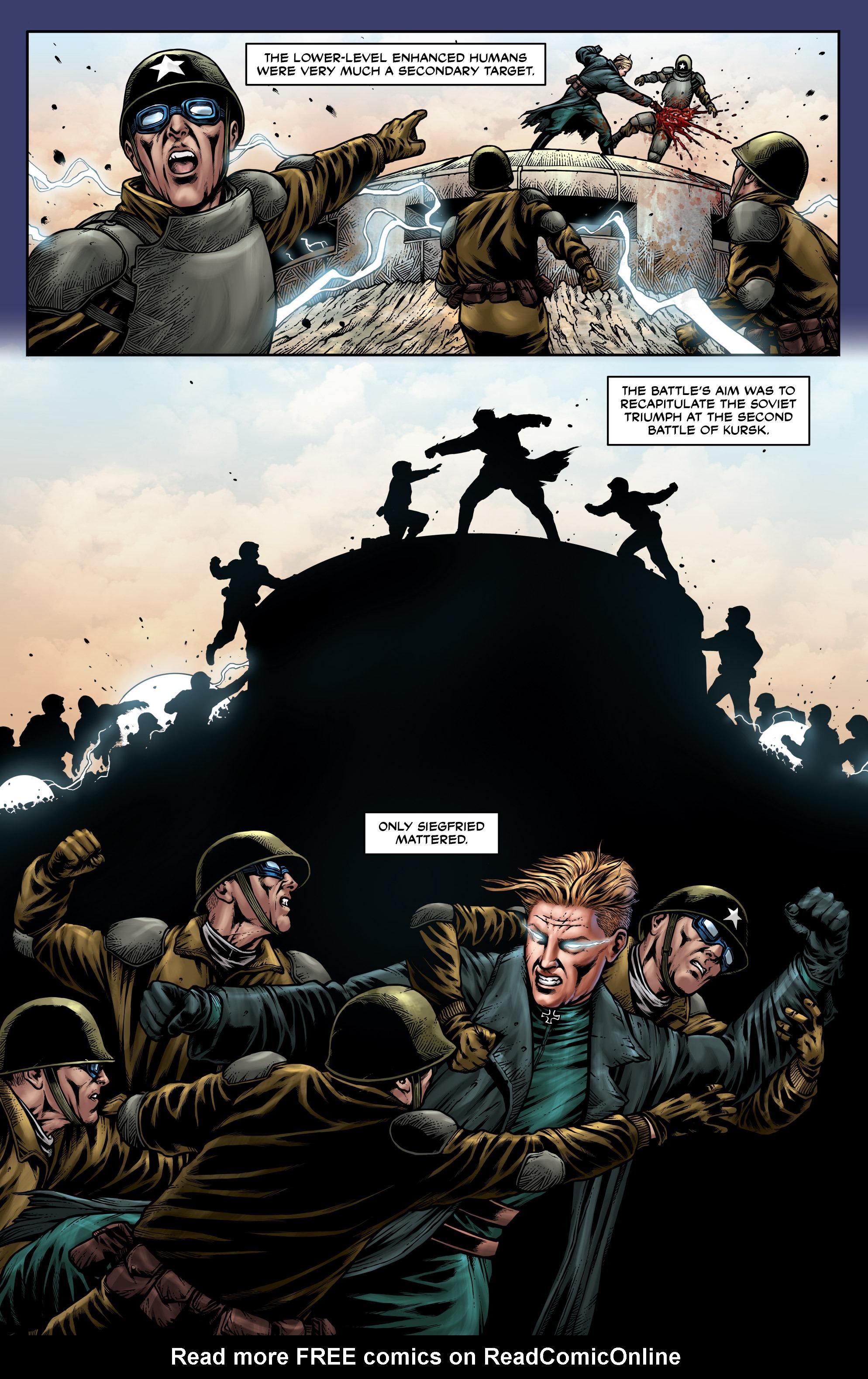 Read online Uber: Invasion comic -  Issue #3 - 12