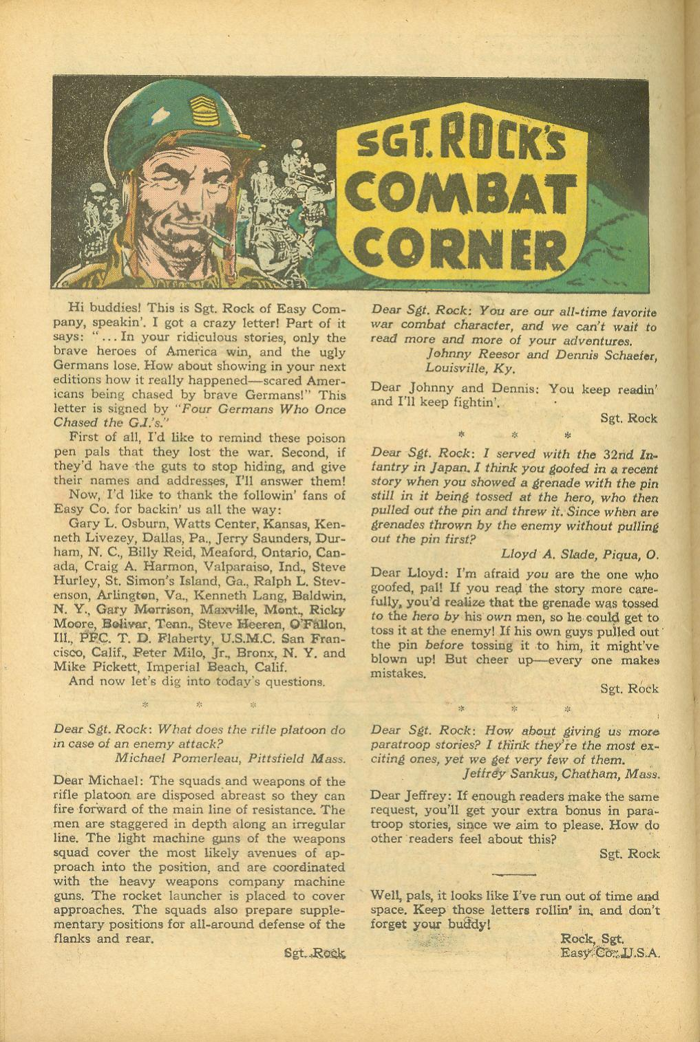 Our Army at War (1952) issue 100 - Page 26