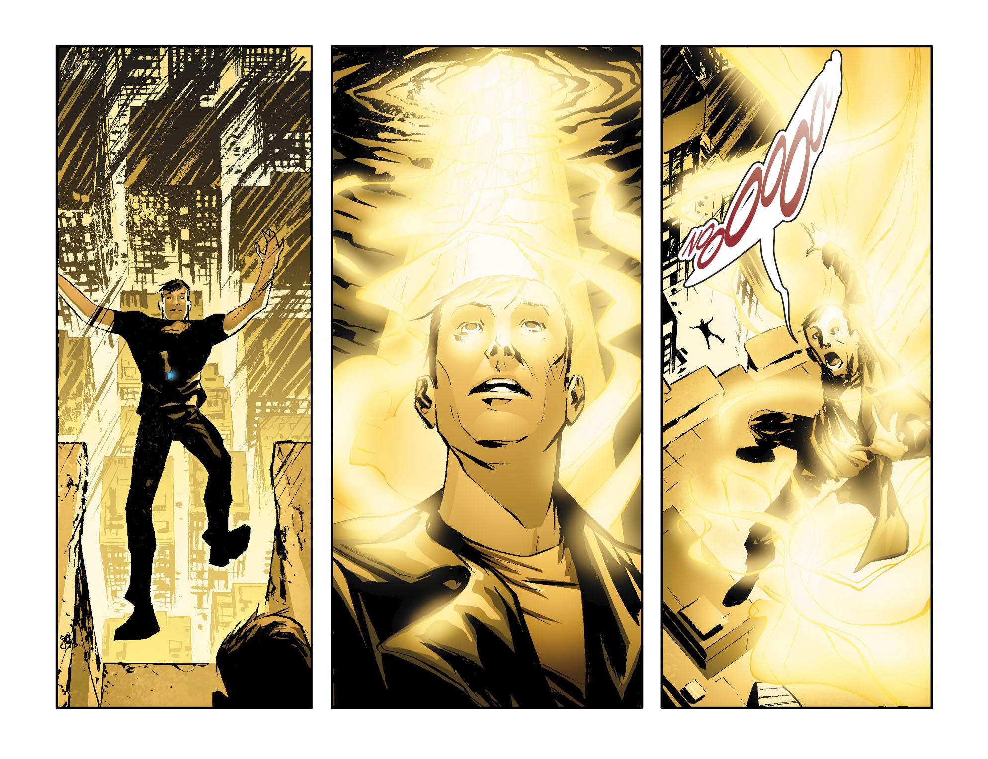 Read online Smallville: Lantern [I] comic -  Issue #1 - 6