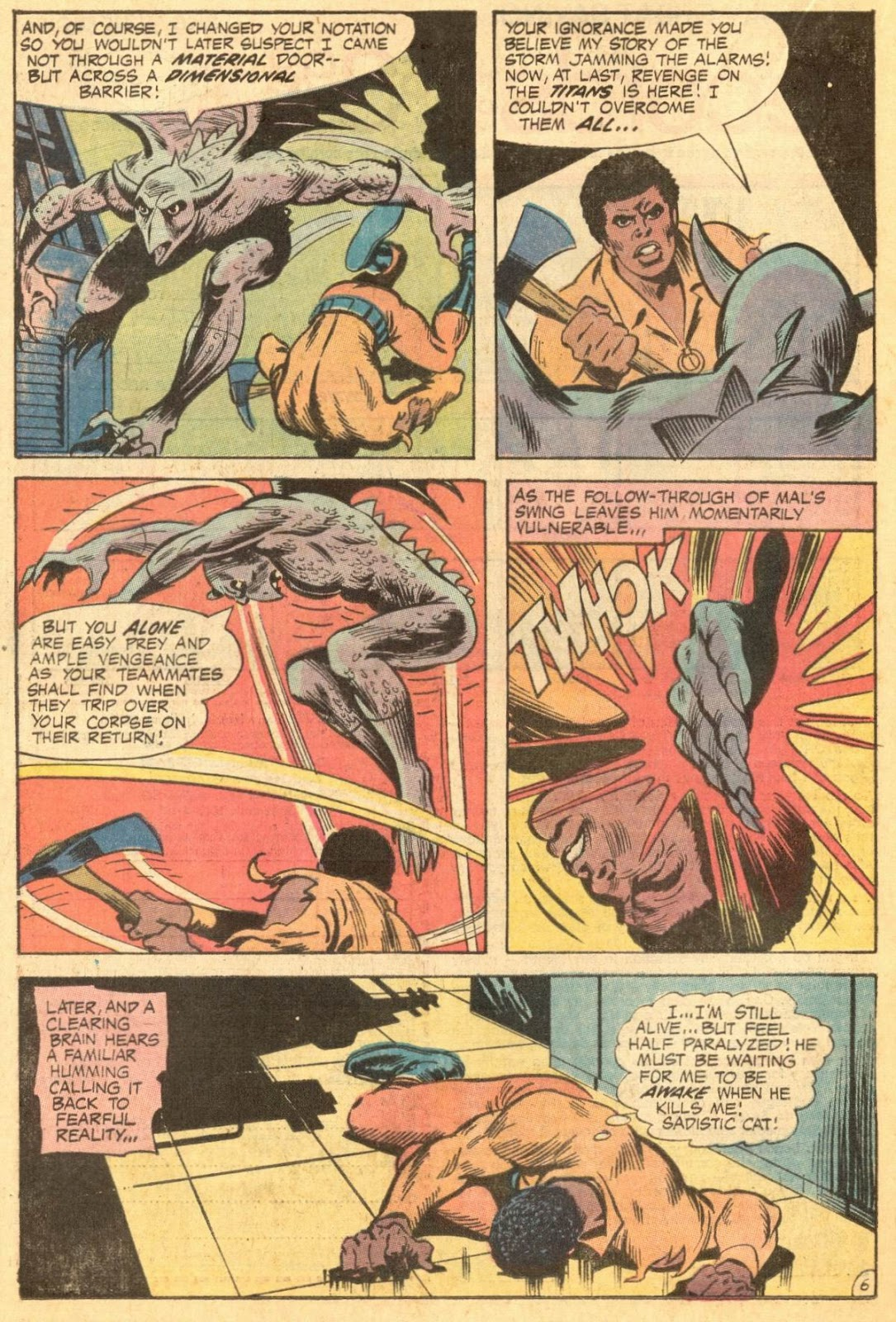 Teen Titans (1966) issue 35 - Page 28