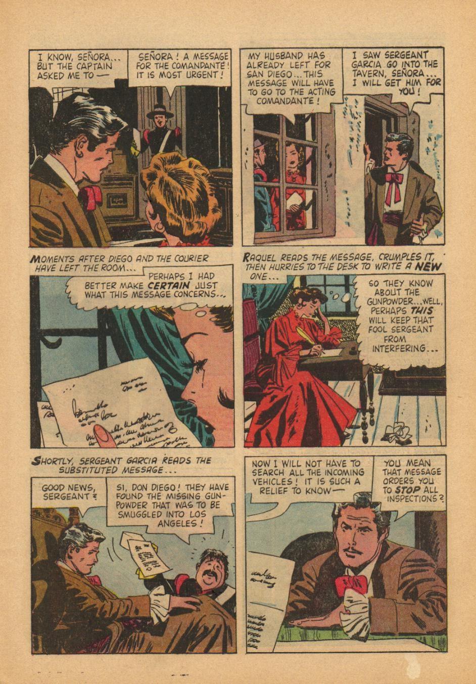 Zorro (1966) issue 2 - Page 9