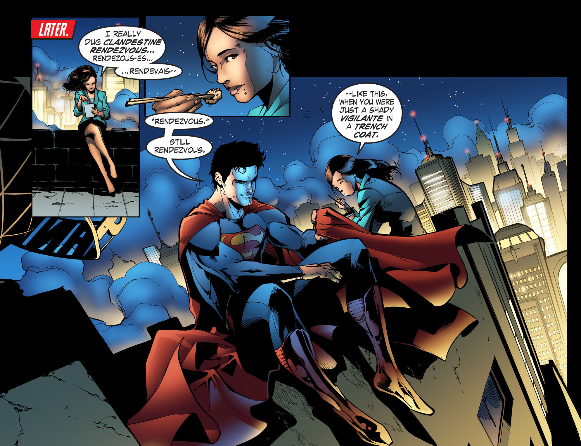 Read online Smallville: Season 11 comic -  Issue #31 - 3