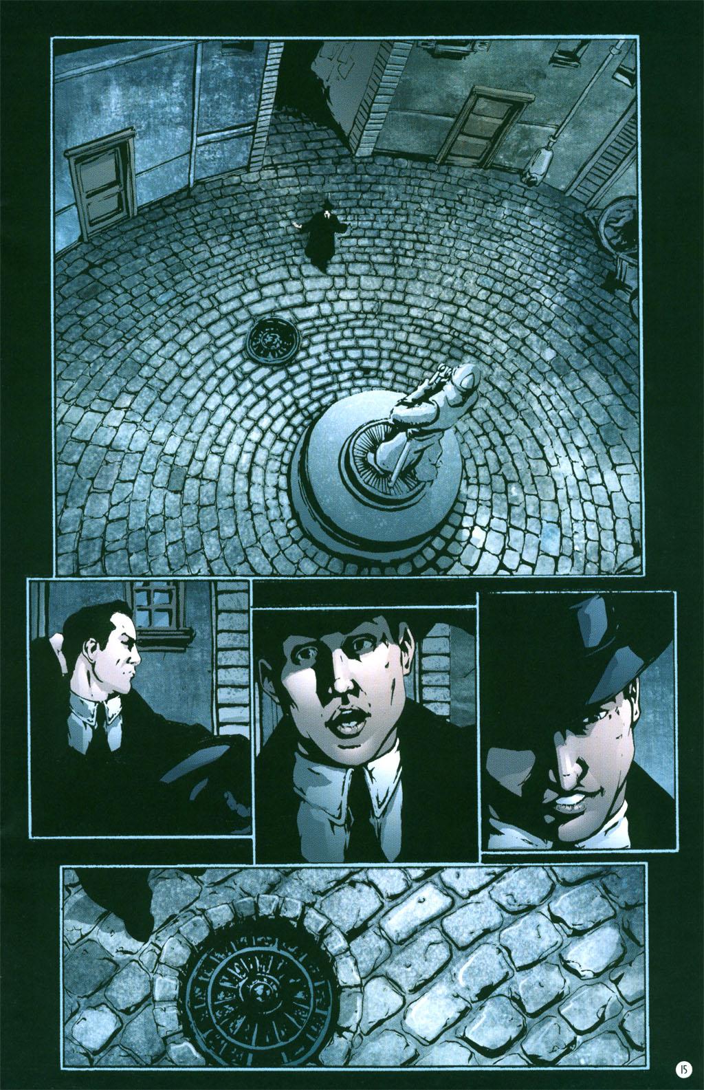 Read online Rex Mundi comic -  Issue #4 - 17