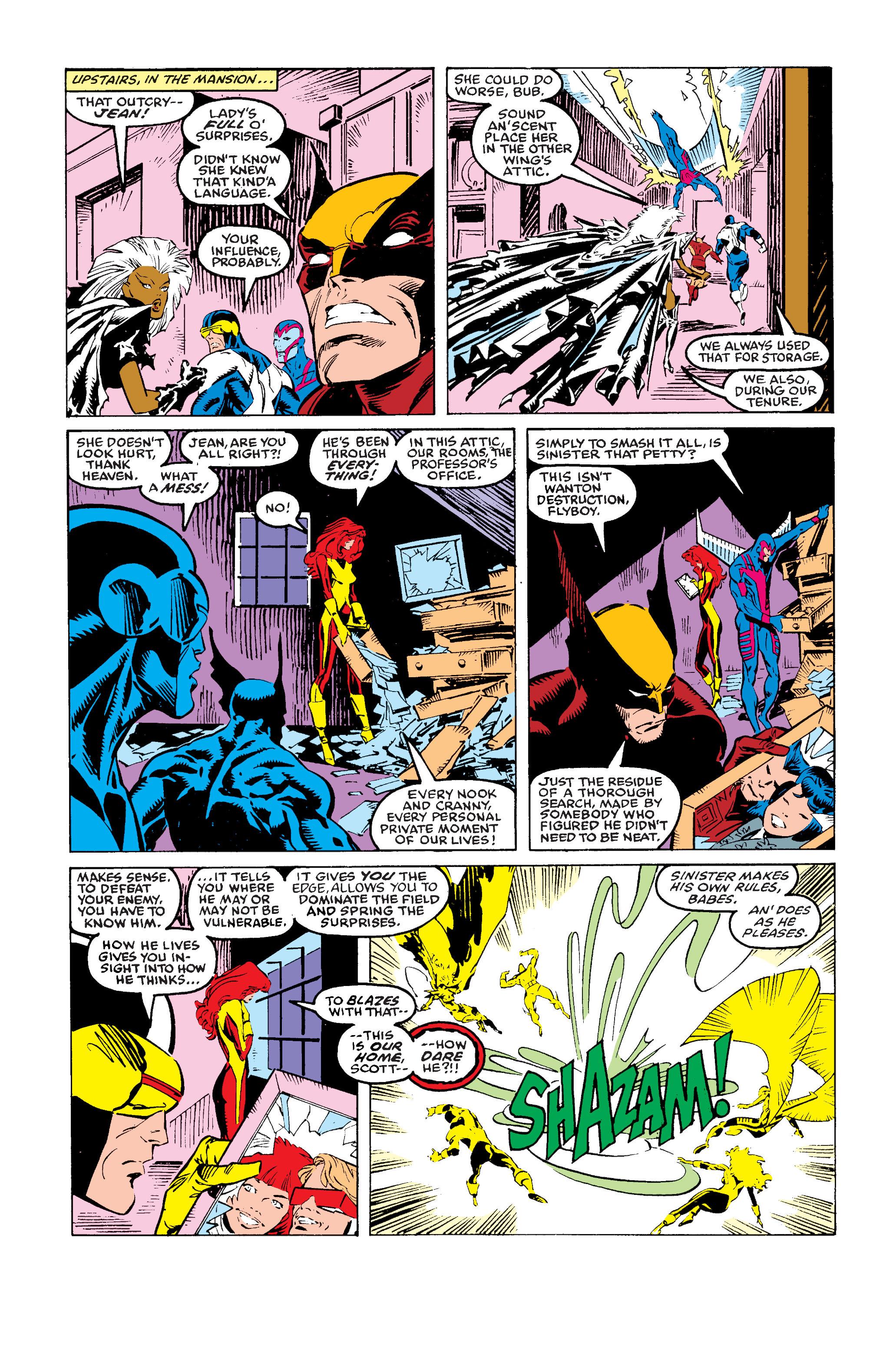 Read online Uncanny X-Men (1963) comic -  Issue #243 - 20