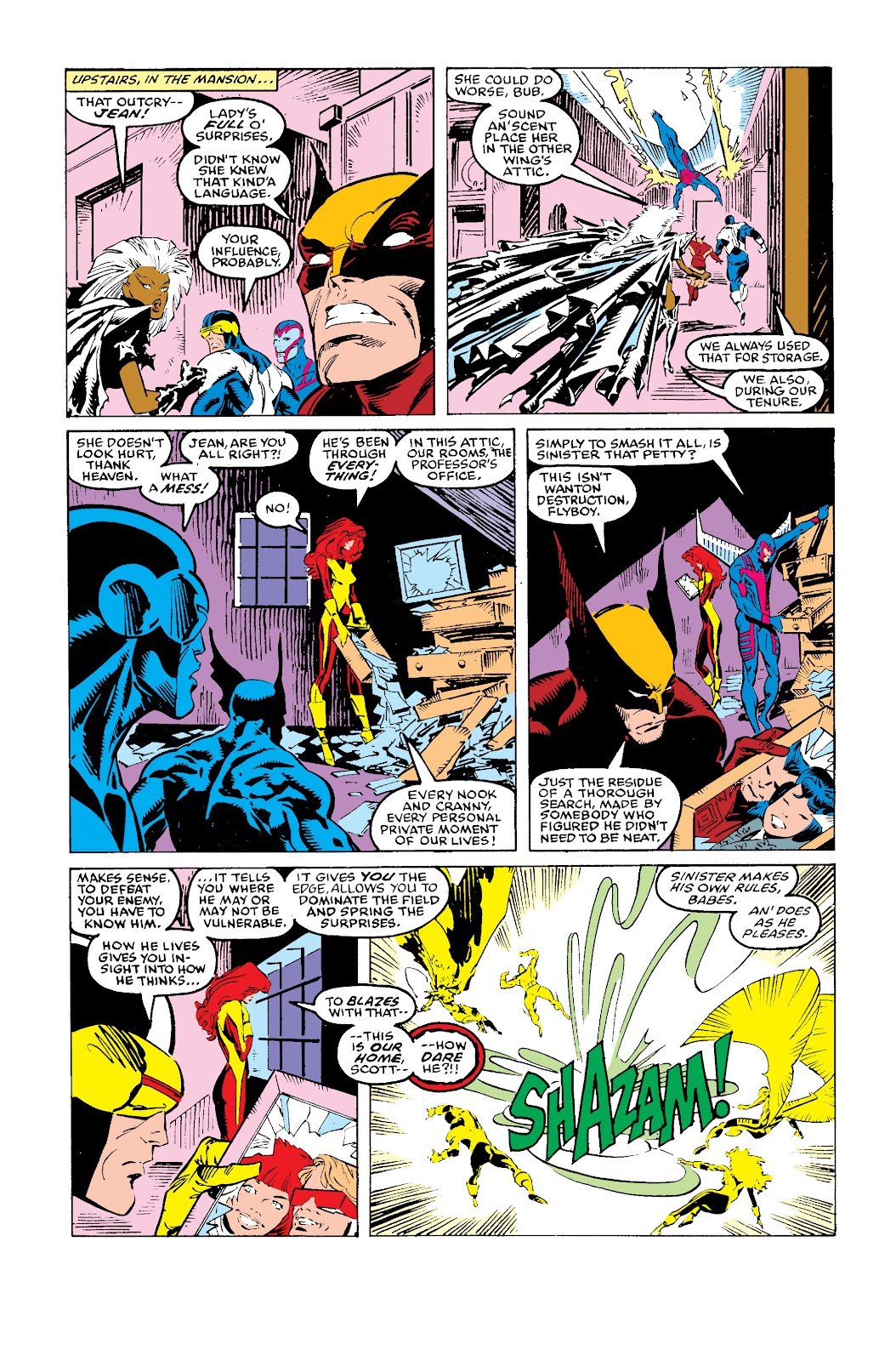 Uncanny X-Men (1963) issue 243 - Page 20