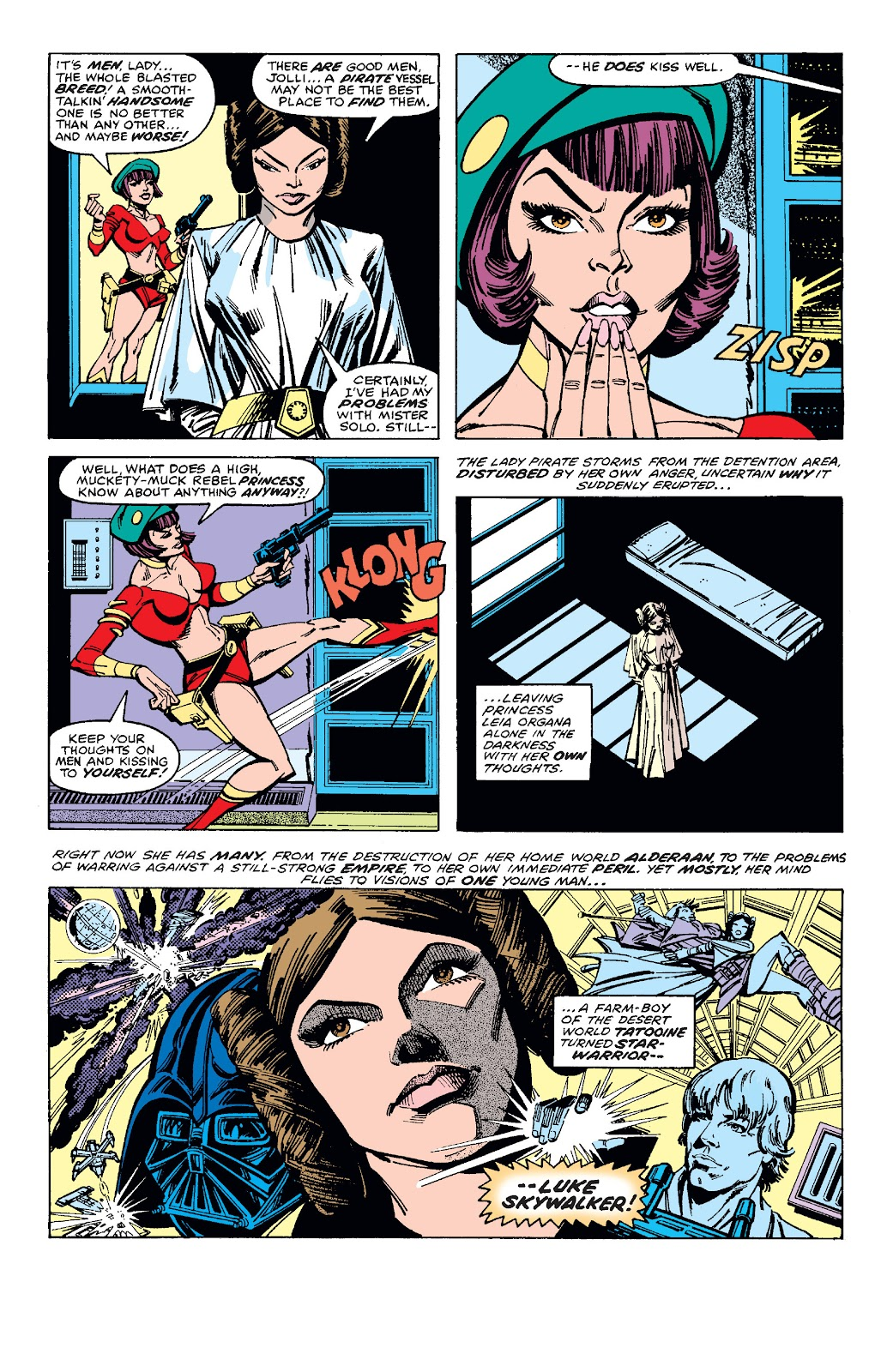 Read online Star Wars Legends: The Original Marvel Years - Epic Collection comic -  Issue # TPB 1 (Part 3) - 1