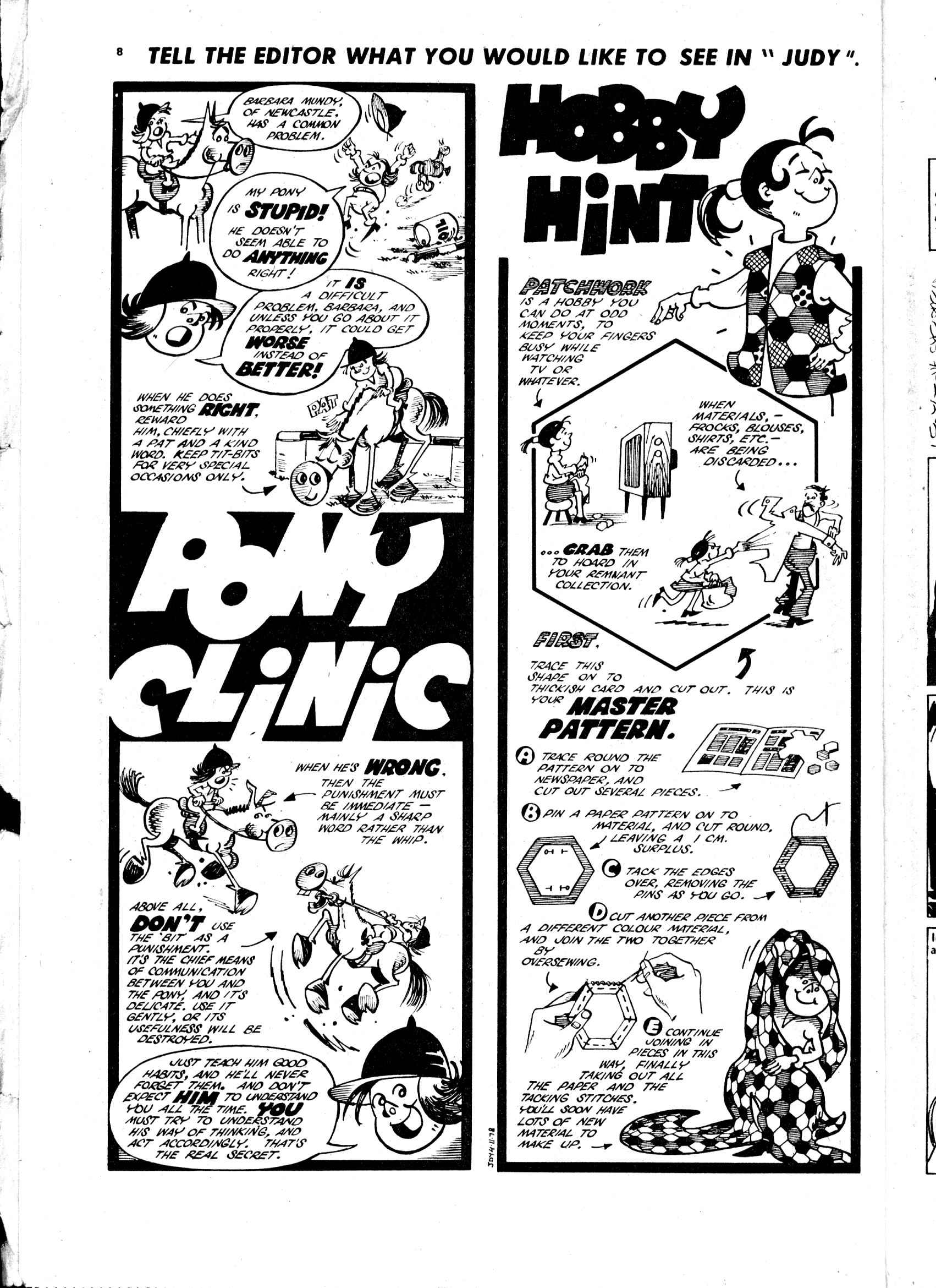 Read online Judy comic -  Issue #982 - 8