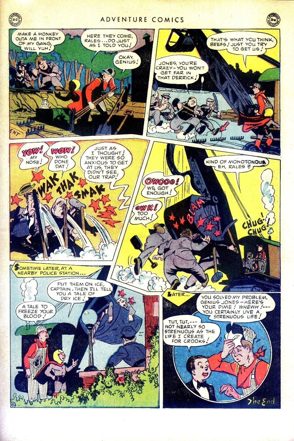 Read online Adventure Comics (1938) comic -  Issue #97 - 29