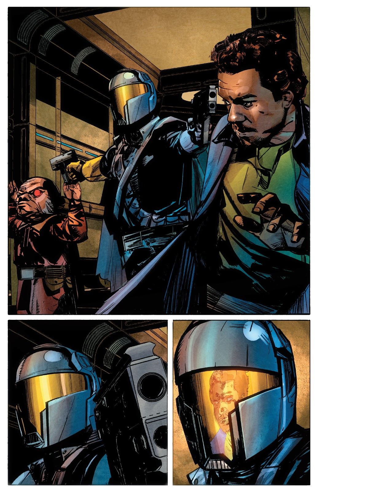 Read online The Marvel Art of Star Wars comic -  Issue # TPB (Part 2) - 61