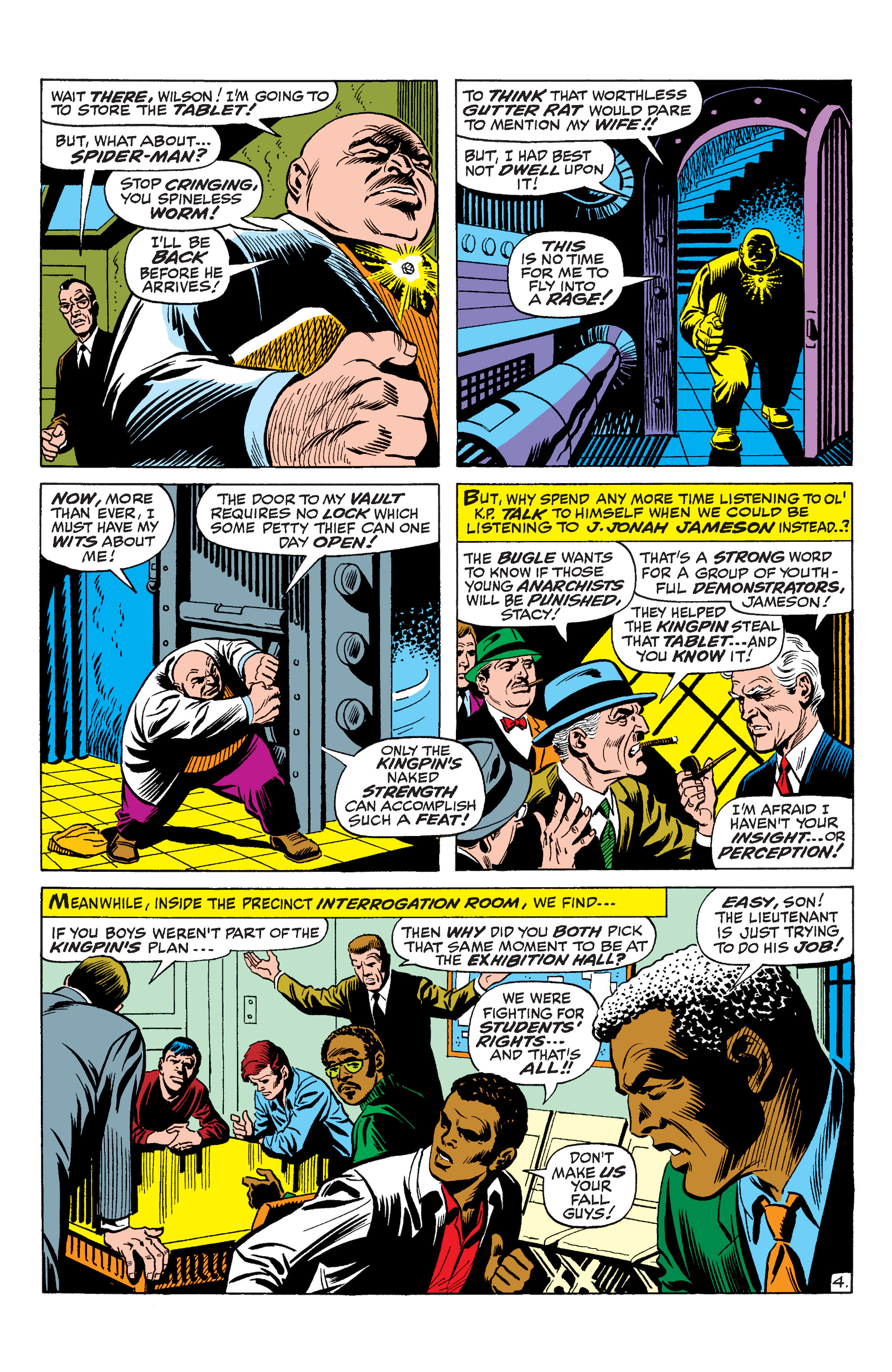 The Amazing Spider-Man (1963) 69 Page 4