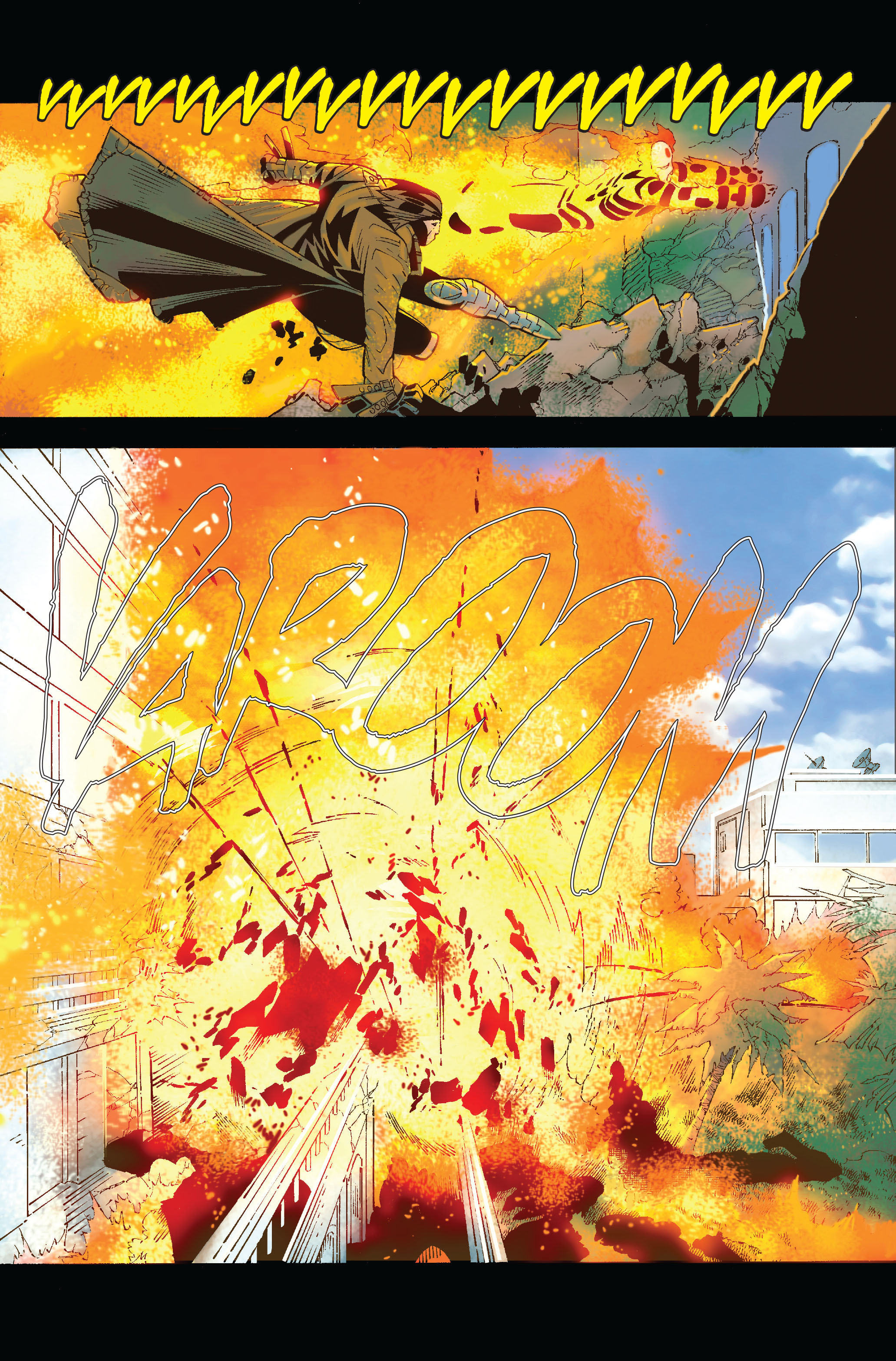 X-Men (1991) 200 Page 27