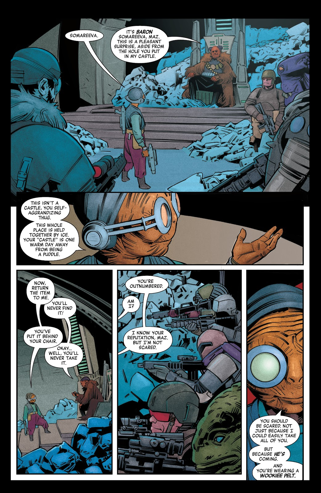 Read online Star Wars: Age of Republic: Heroes comic -  Issue # TPB - 96