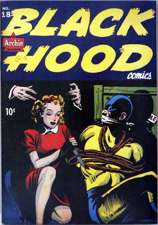 Black Hood Comics 18 Page 1