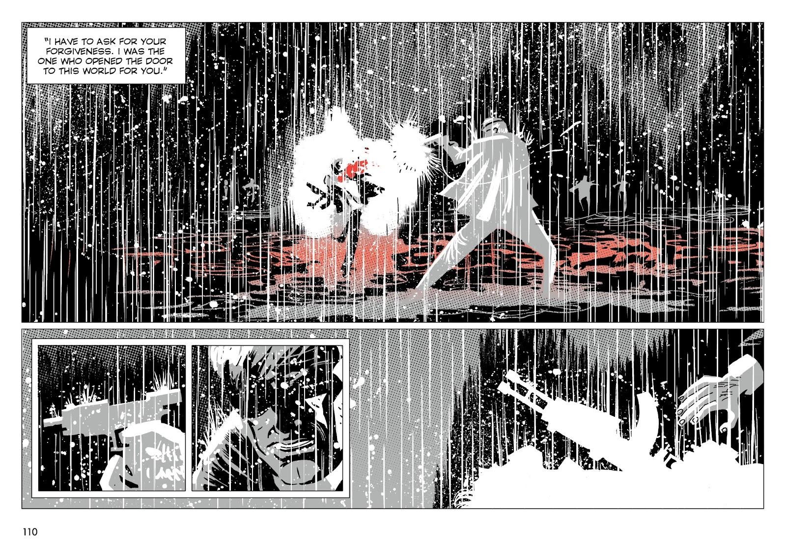 Read online Polar comic -  Issue # TPB The Kaiser Falls (Part 2) - 12