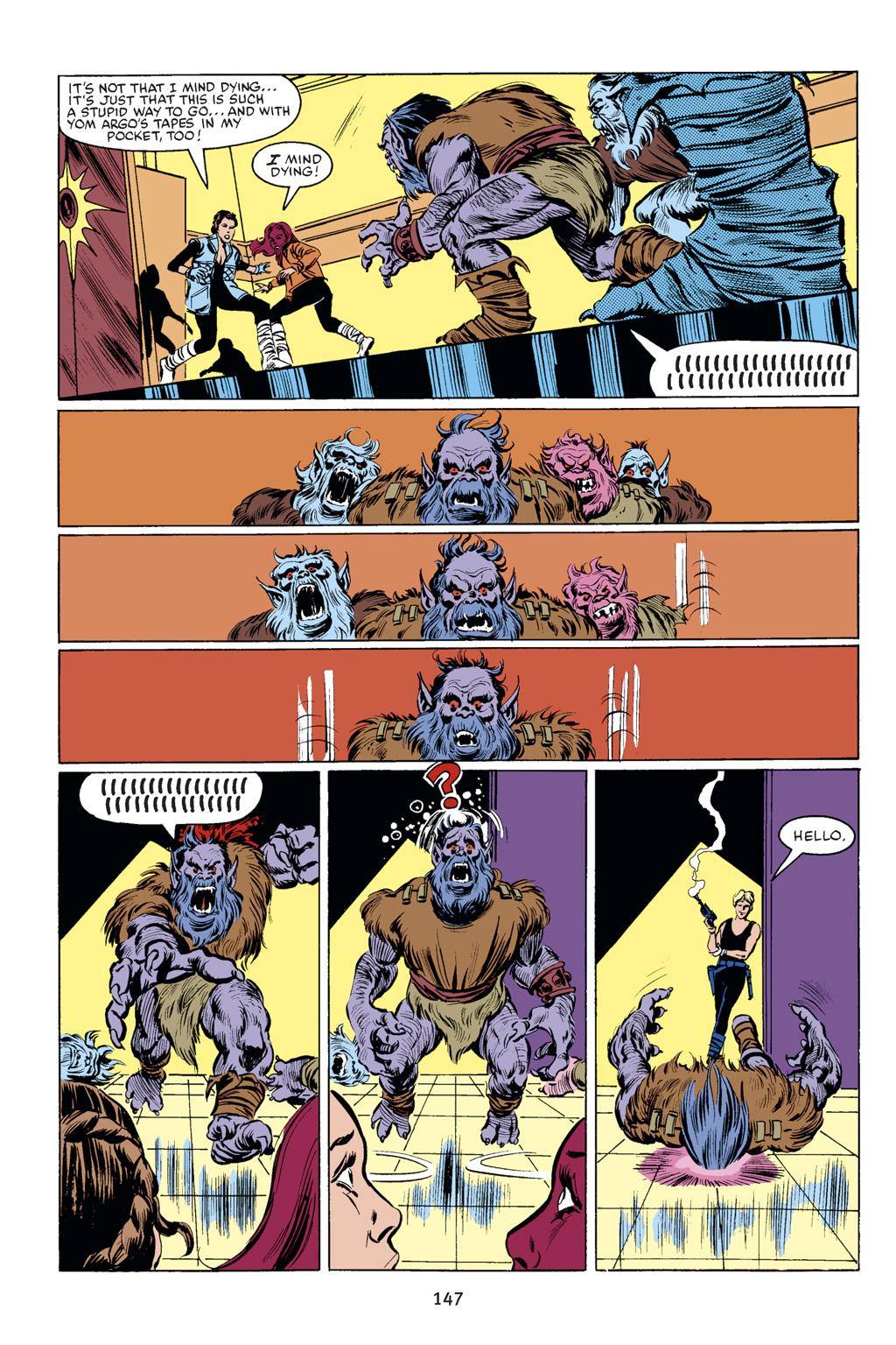 Read online Star Wars Omnibus comic -  Issue # Vol. 18 - 137