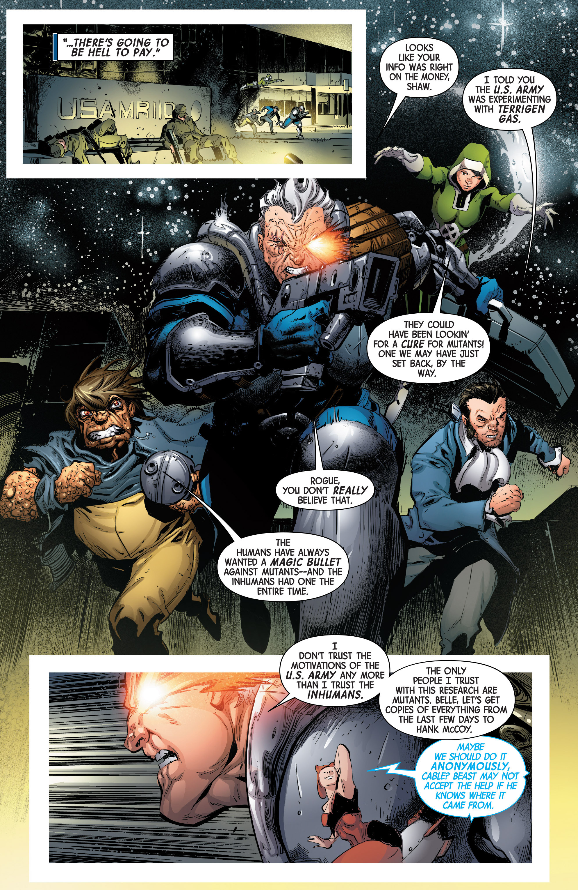 Read online Uncanny Avengers [II] comic -  Issue #14 - 8