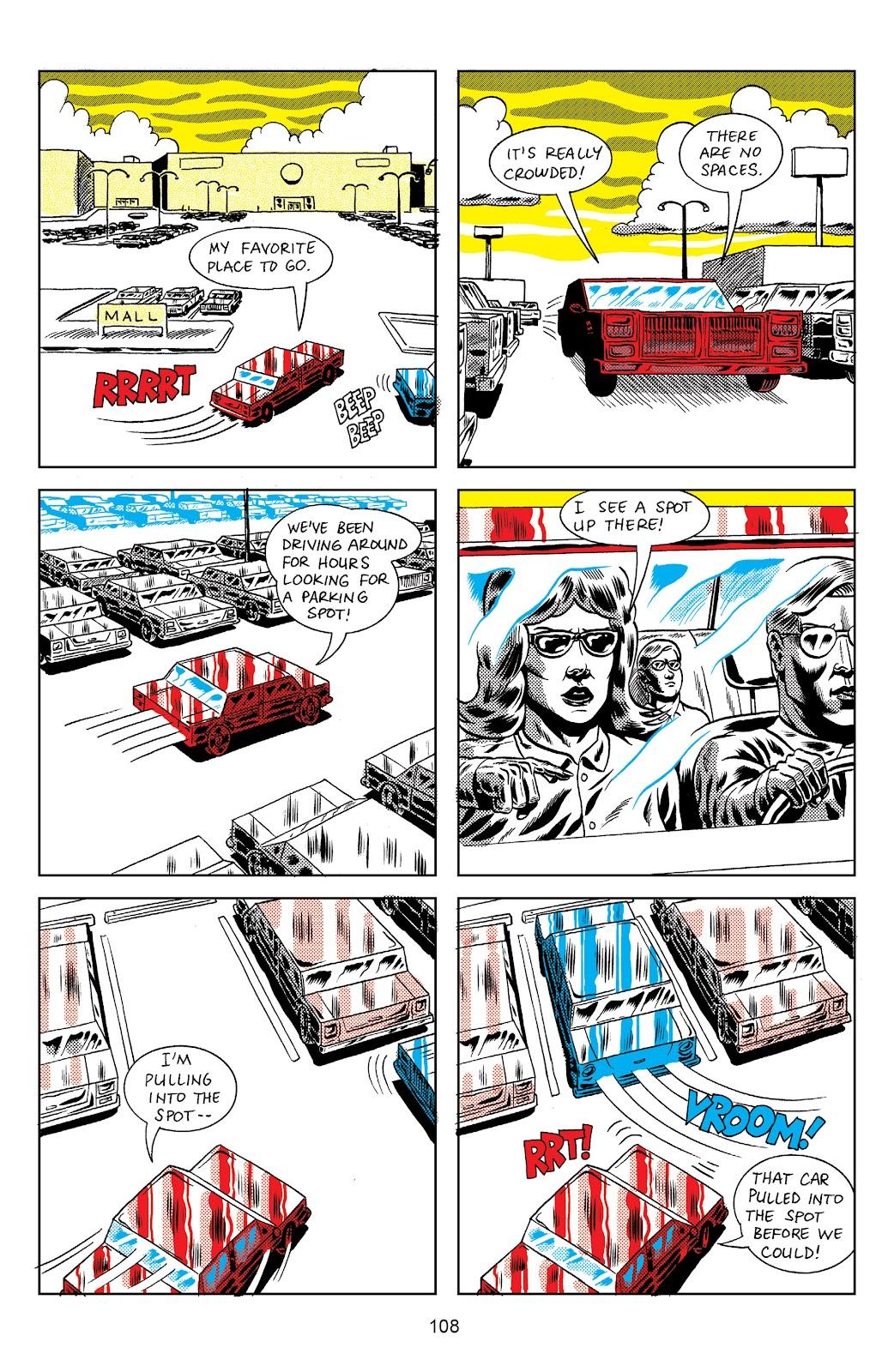 Read online Terror Assaulter: O.M.W.O.T (One Man War On Terror) comic -  Issue # TPB - 106