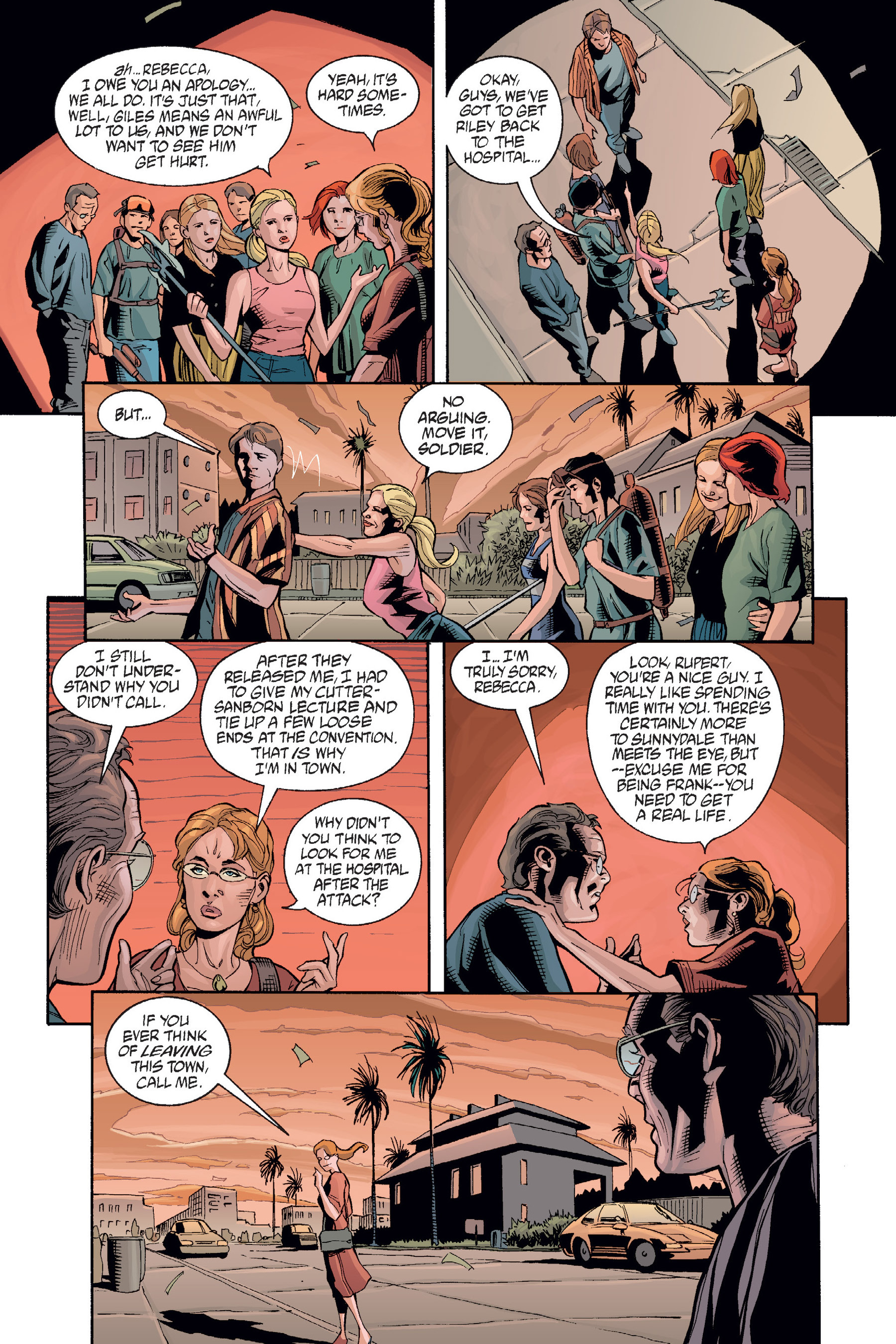 Read online Buffy the Vampire Slayer: Omnibus comic -  Issue # TPB 6 - 270