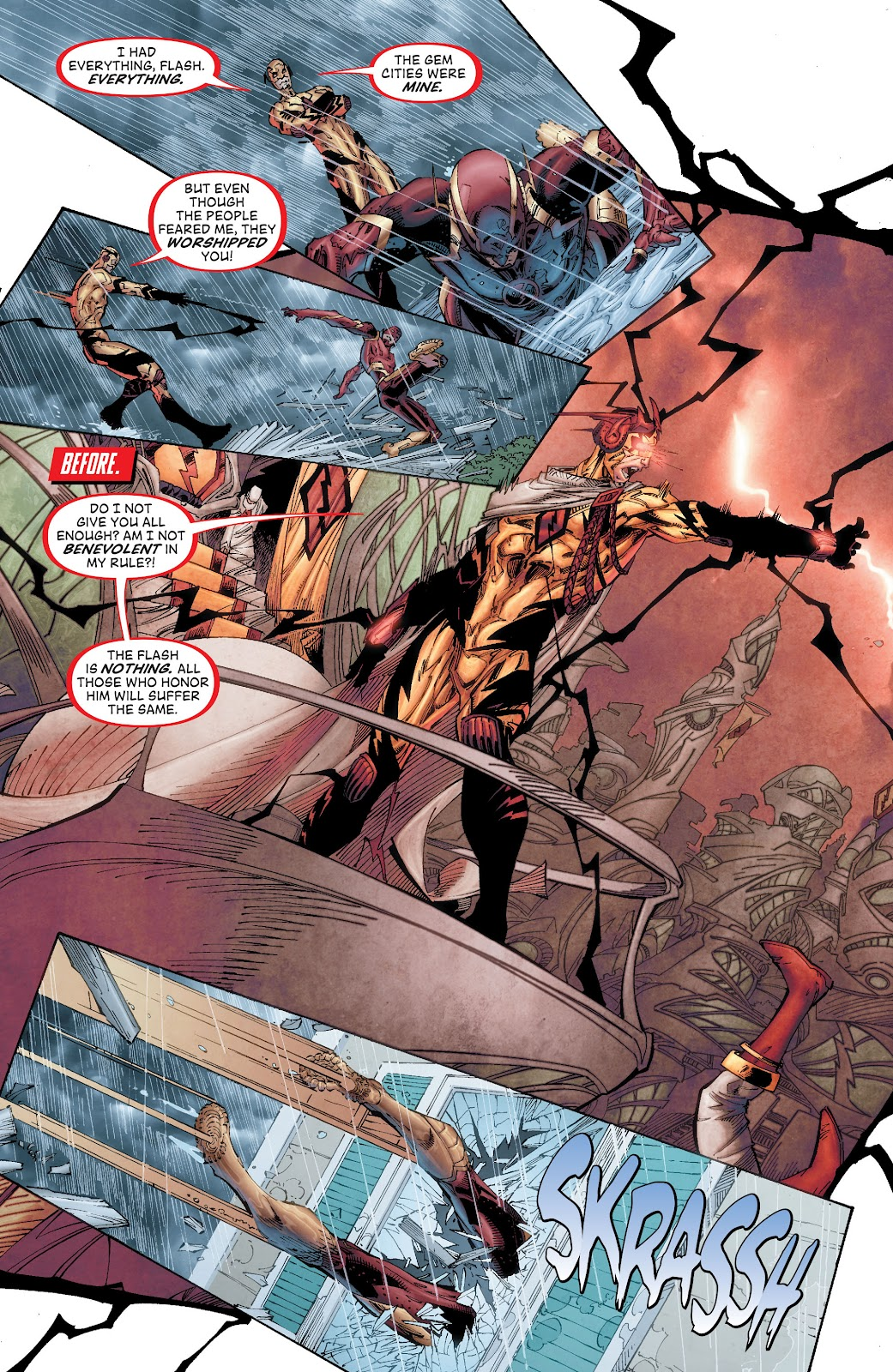 Read online The Flash (2011) comic -  Issue # _TPB 8 (Part 2) - 92