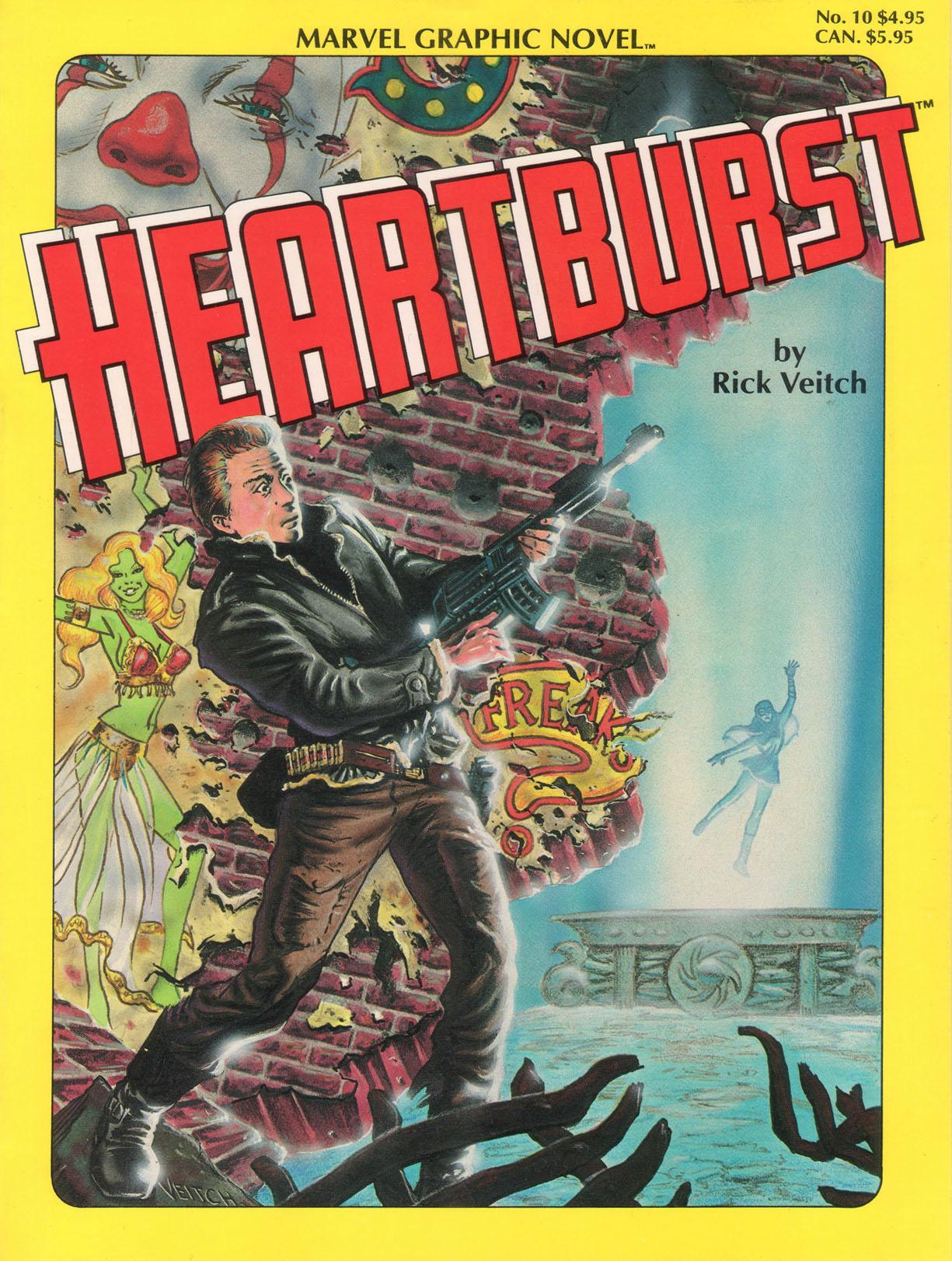 Marvel Graphic Novel 10_-_Heartburst Page 1