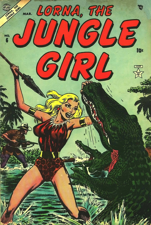 Lorna, The Jungle Girl 6 Page 1