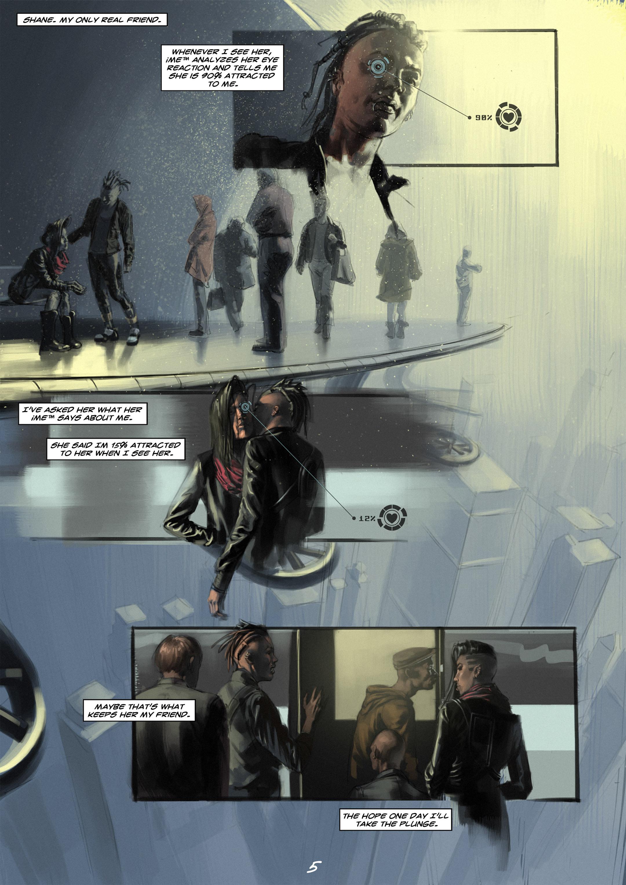 Read online Wynter comic -  Issue #1 - 6