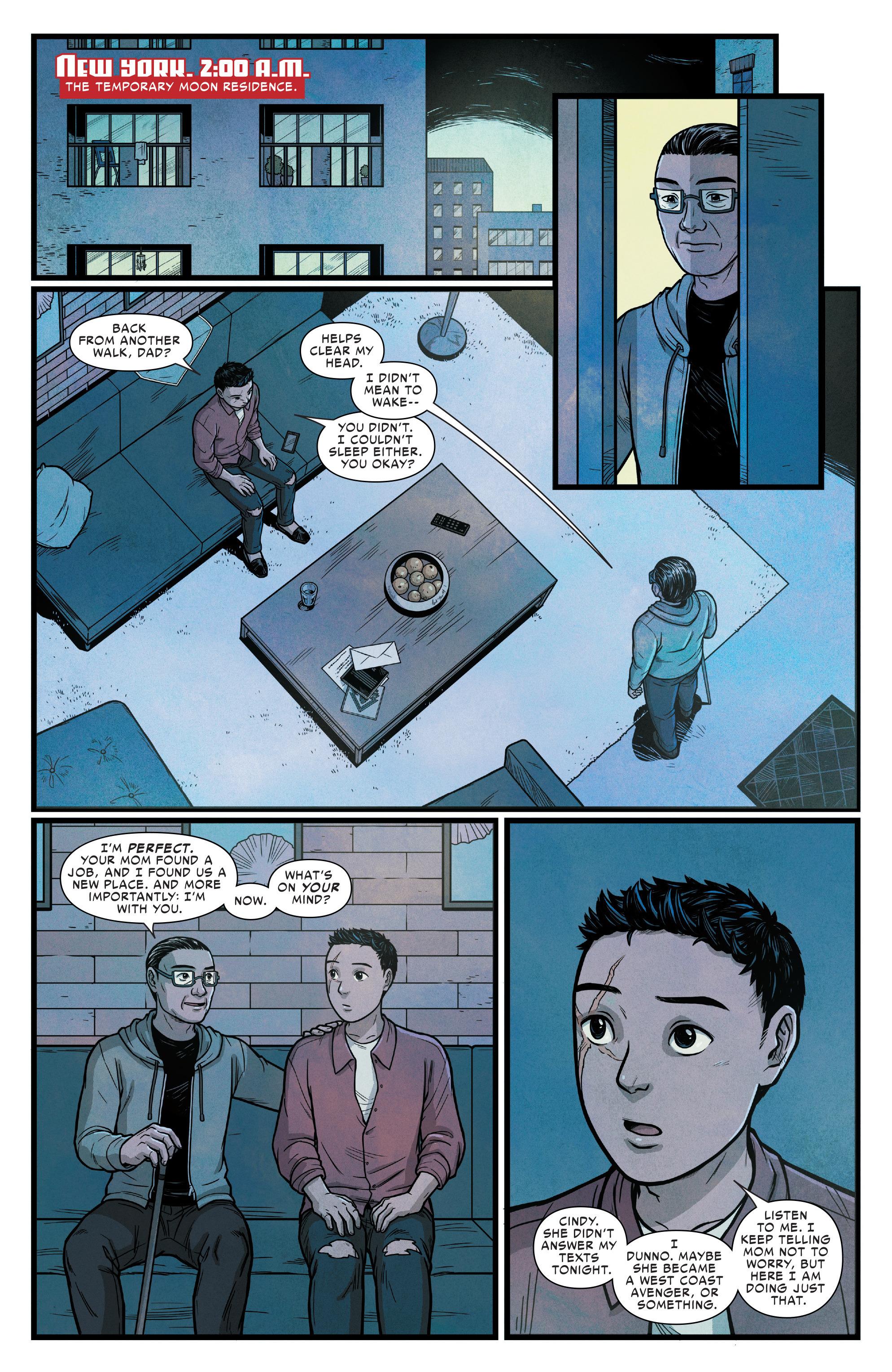 Read online Silk (2016) comic -  Issue #15 - 8