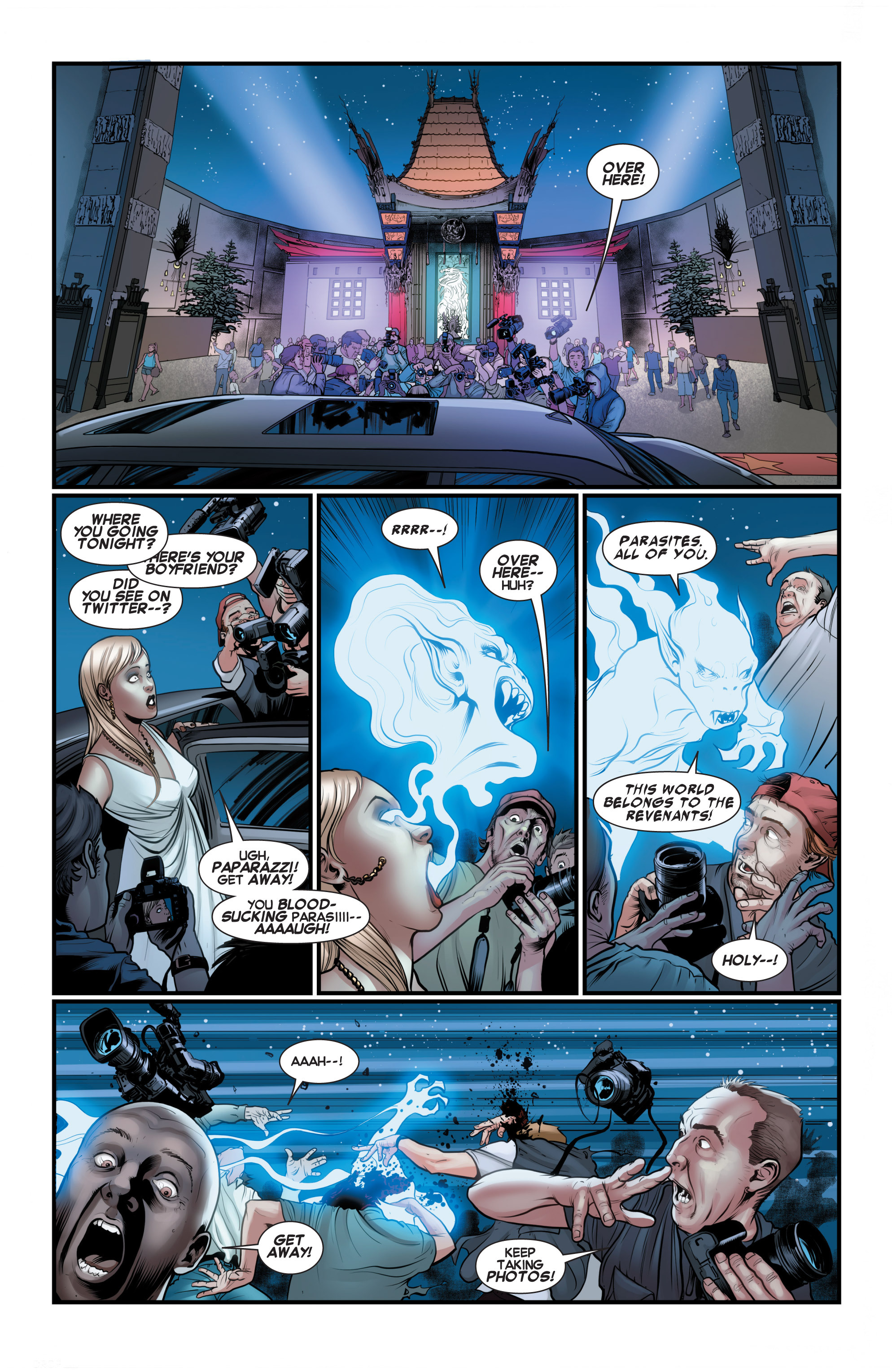 Read online Uncanny X-Force (2013) comic -  Issue #13 - 21