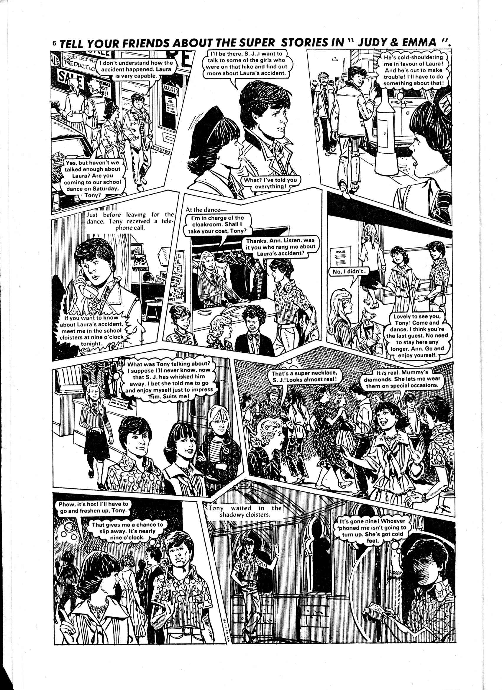 Read online Judy comic -  Issue #37 - 6