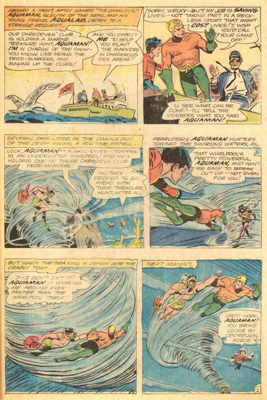 Teen Titans (1966) issue 35 - Page 31