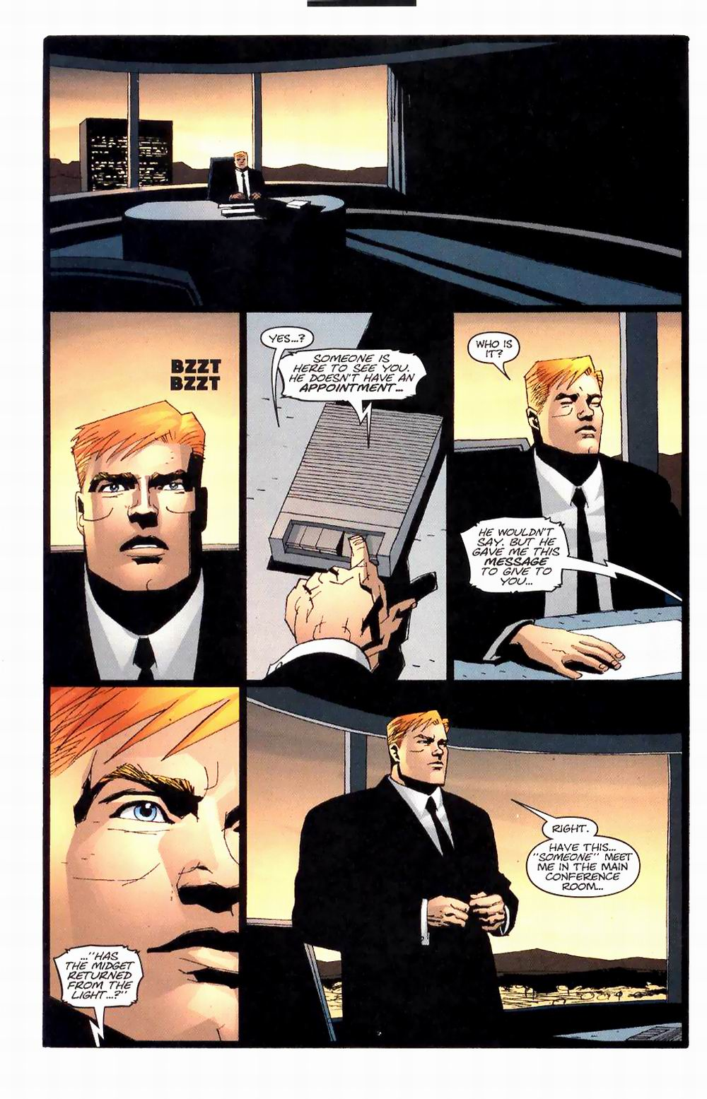 Wildcats (1999) Issue #24 #25 - English 15