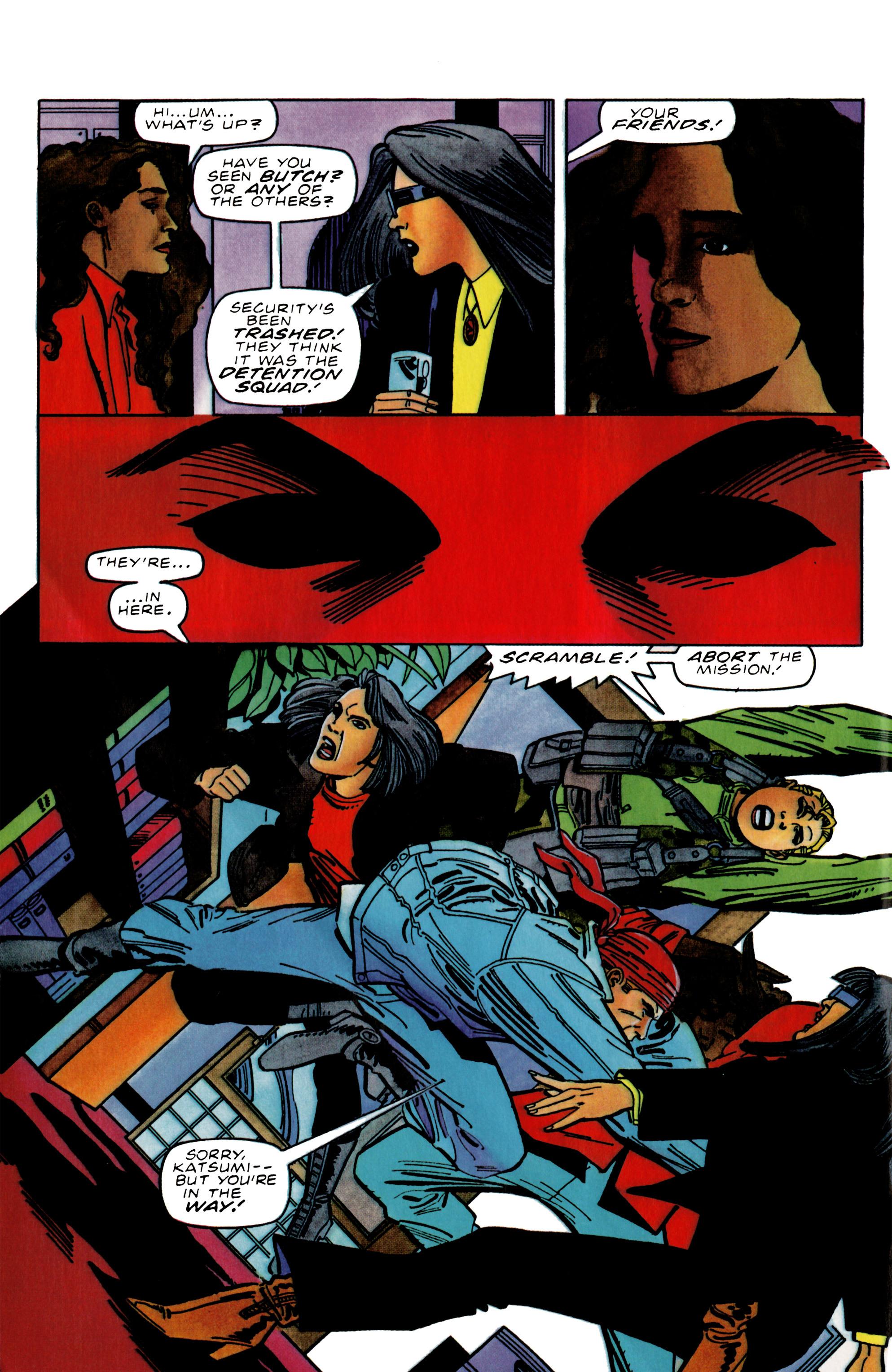 Read online Harbinger (1992) comic -  Issue #39 - 16