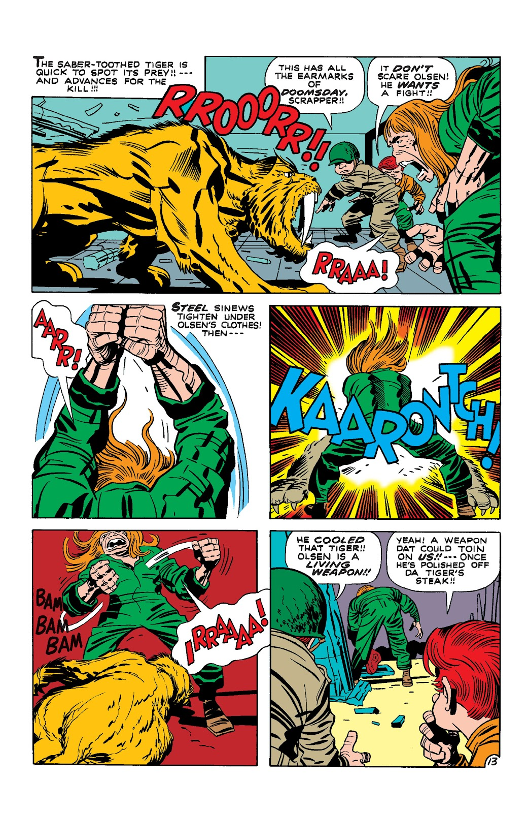 Read online Superman's Pal, Jimmy Olsen by Jack Kirby comic -  Issue # TPB (Part 3) - 100