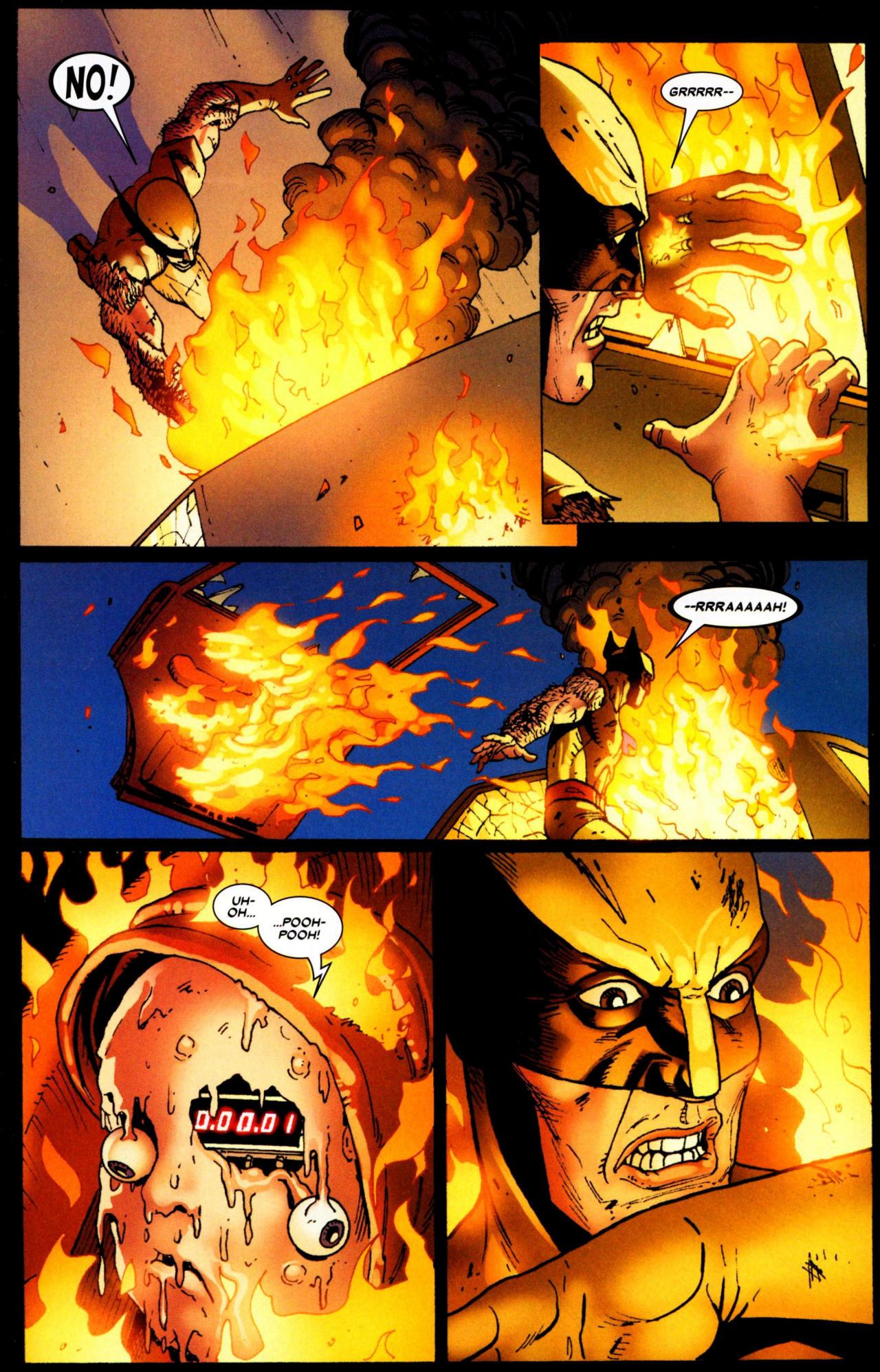Read online Wolverine: Origins comic -  Issue #23 - 16
