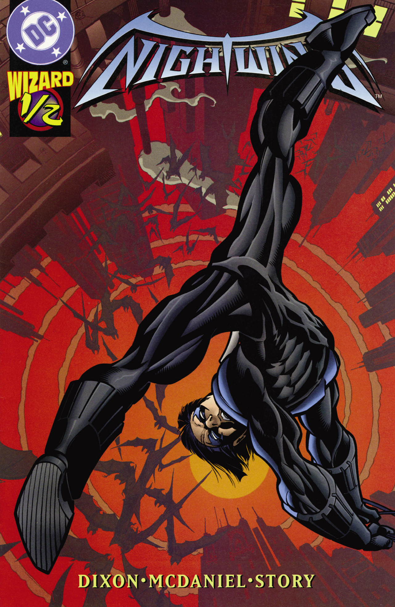 Read online Nightwing (1996) comic -  Issue #0.5 - 1