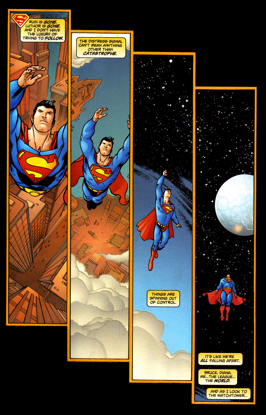 Read online Adventures of Superman (1987) comic -  Issue #645 - 22
