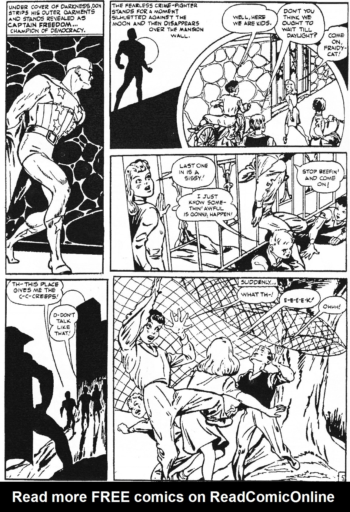 Read online Men of Mystery Comics comic -  Issue #65 - 28