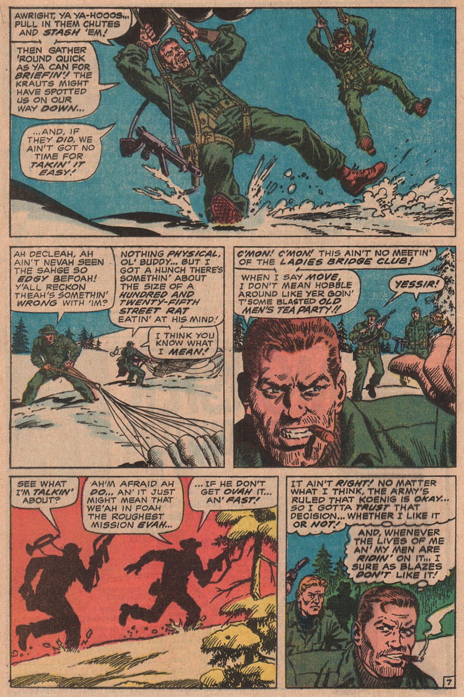 Read online Sgt. Fury comic -  Issue #79 - 12