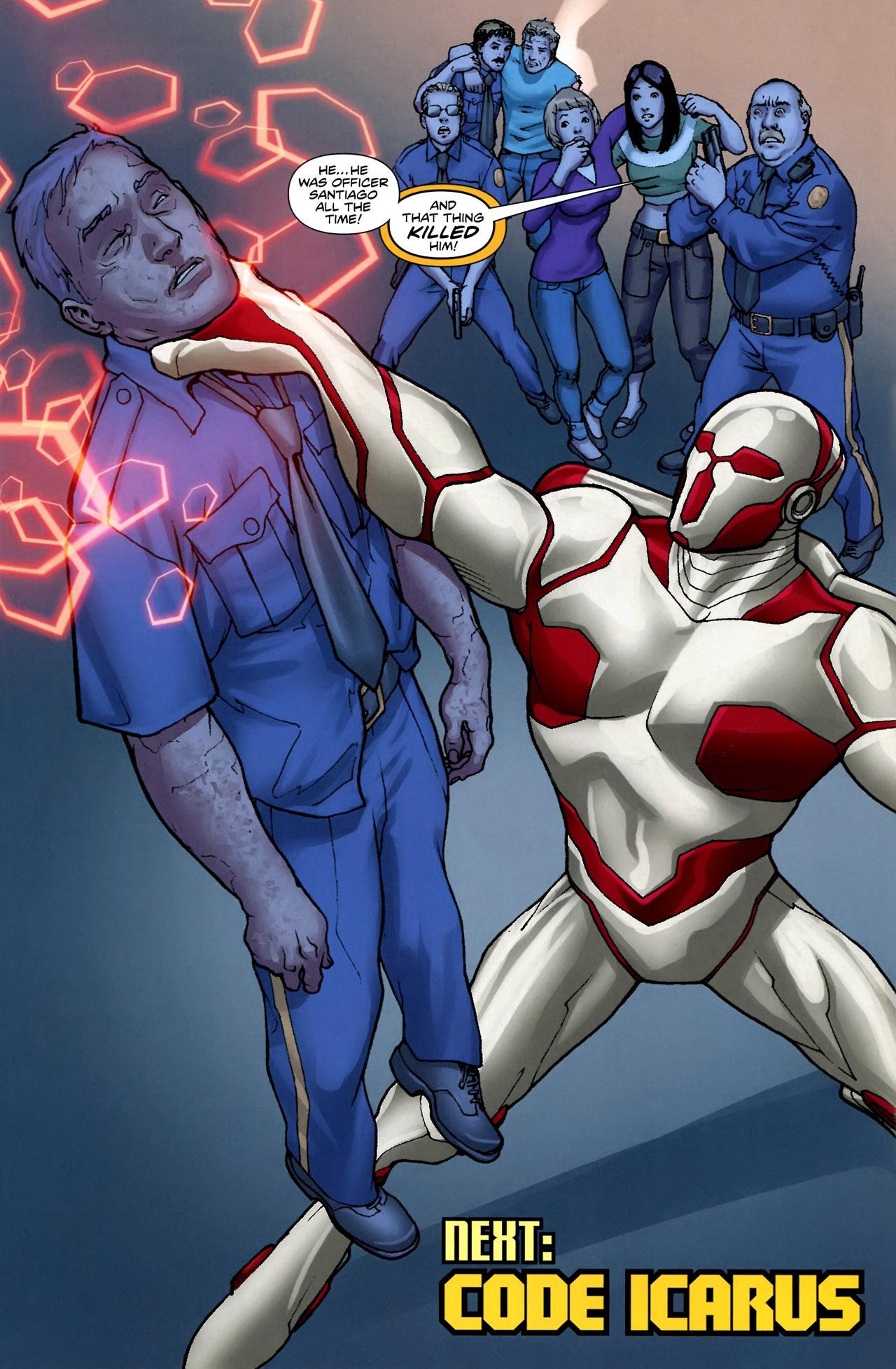 Read online Soldier Zero comic -  Issue #4 - 26