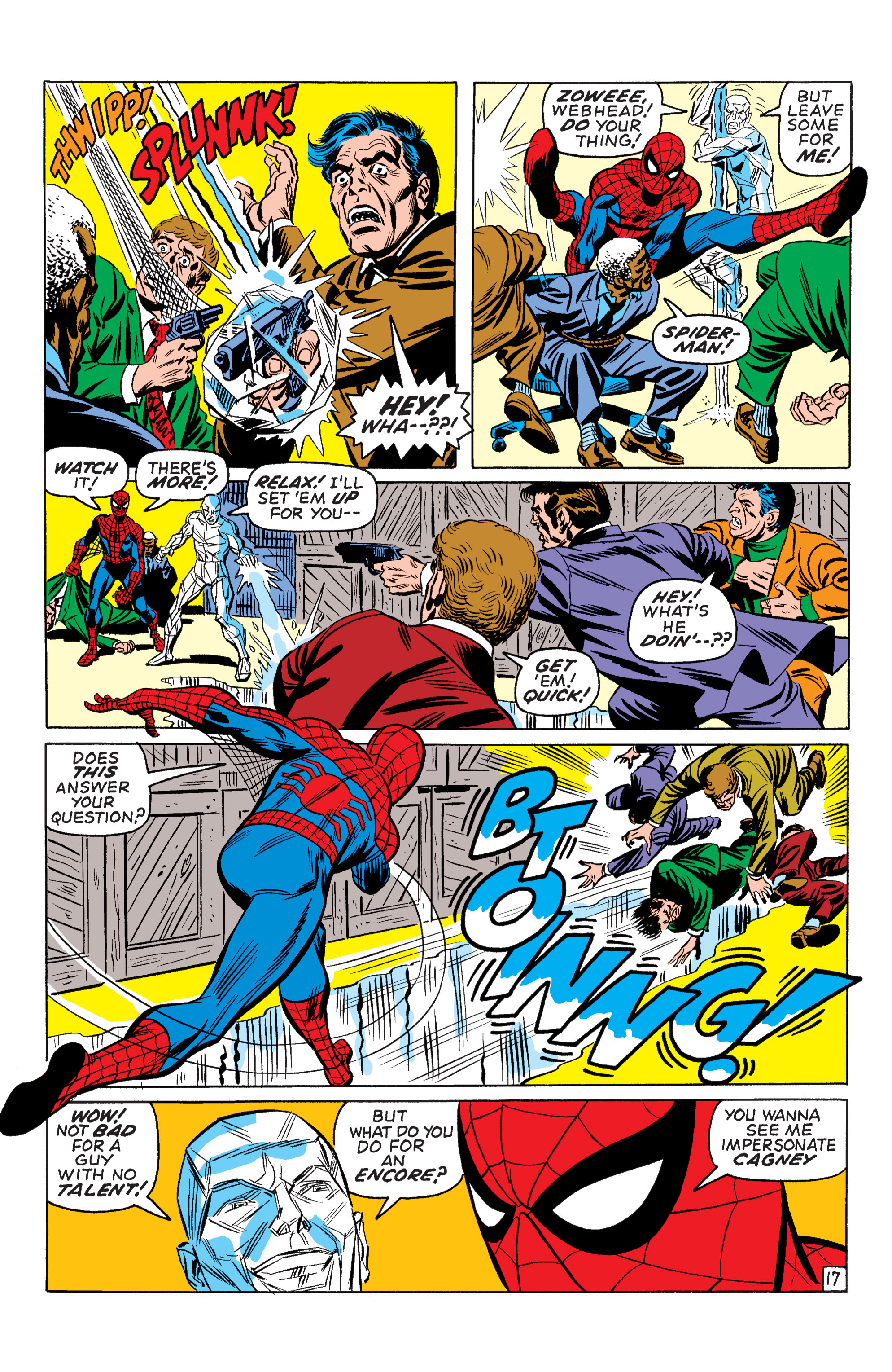 The Amazing Spider-Man (1963) 92 Page 16