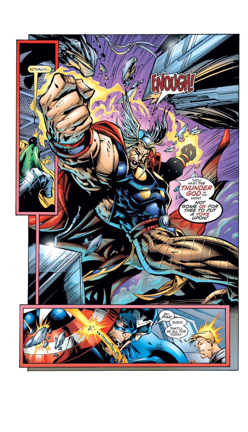 Read online Avengers (1996) comic -  Issue #2 - 4